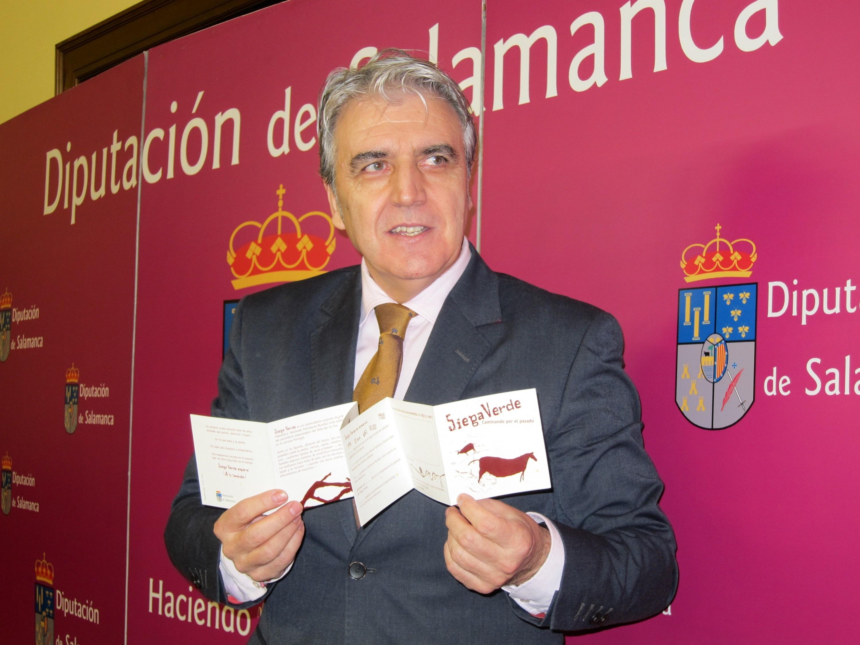 Más de un millar de escolares de Salamanca visitará durante los próximos meses el yacimiento de Siega Verde