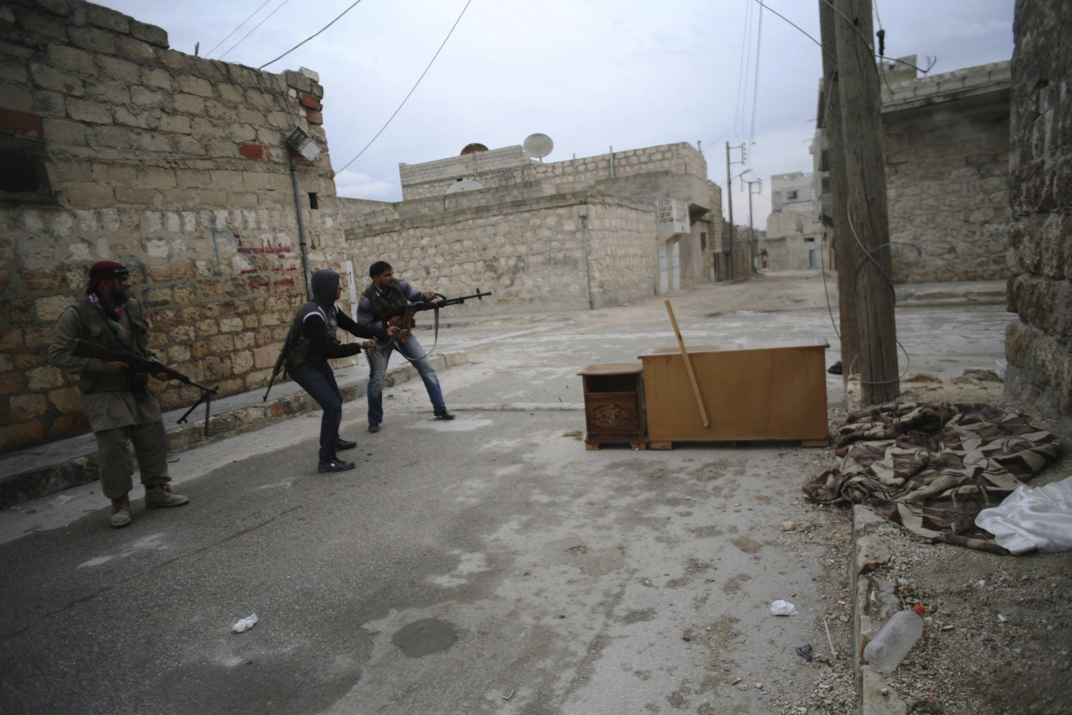EEUU cifra en 7.000 el número de extranjeros combatiendo en Siria