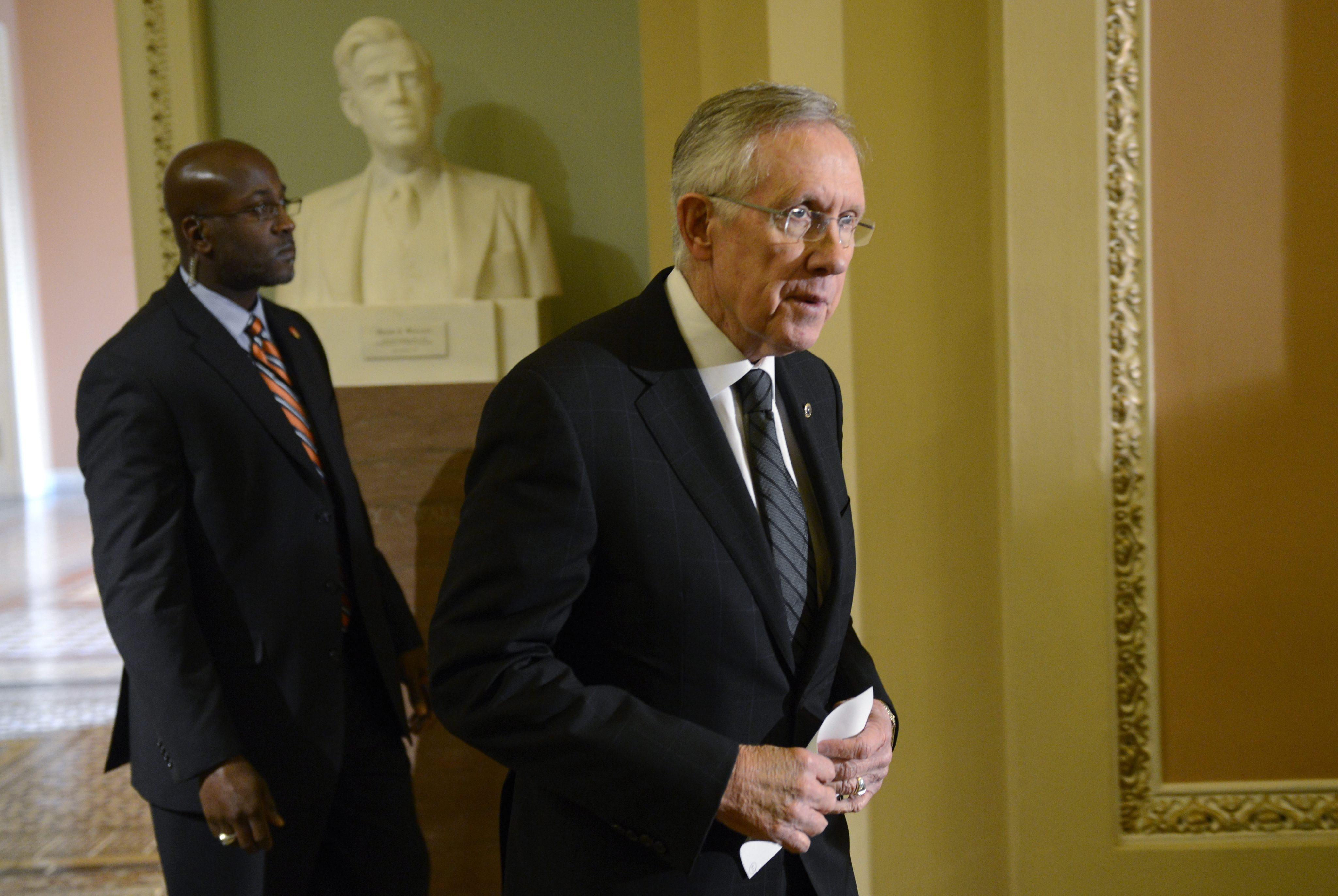 La vía rápida para tratados comerciales topa con el rechazo demócrata en EEUU