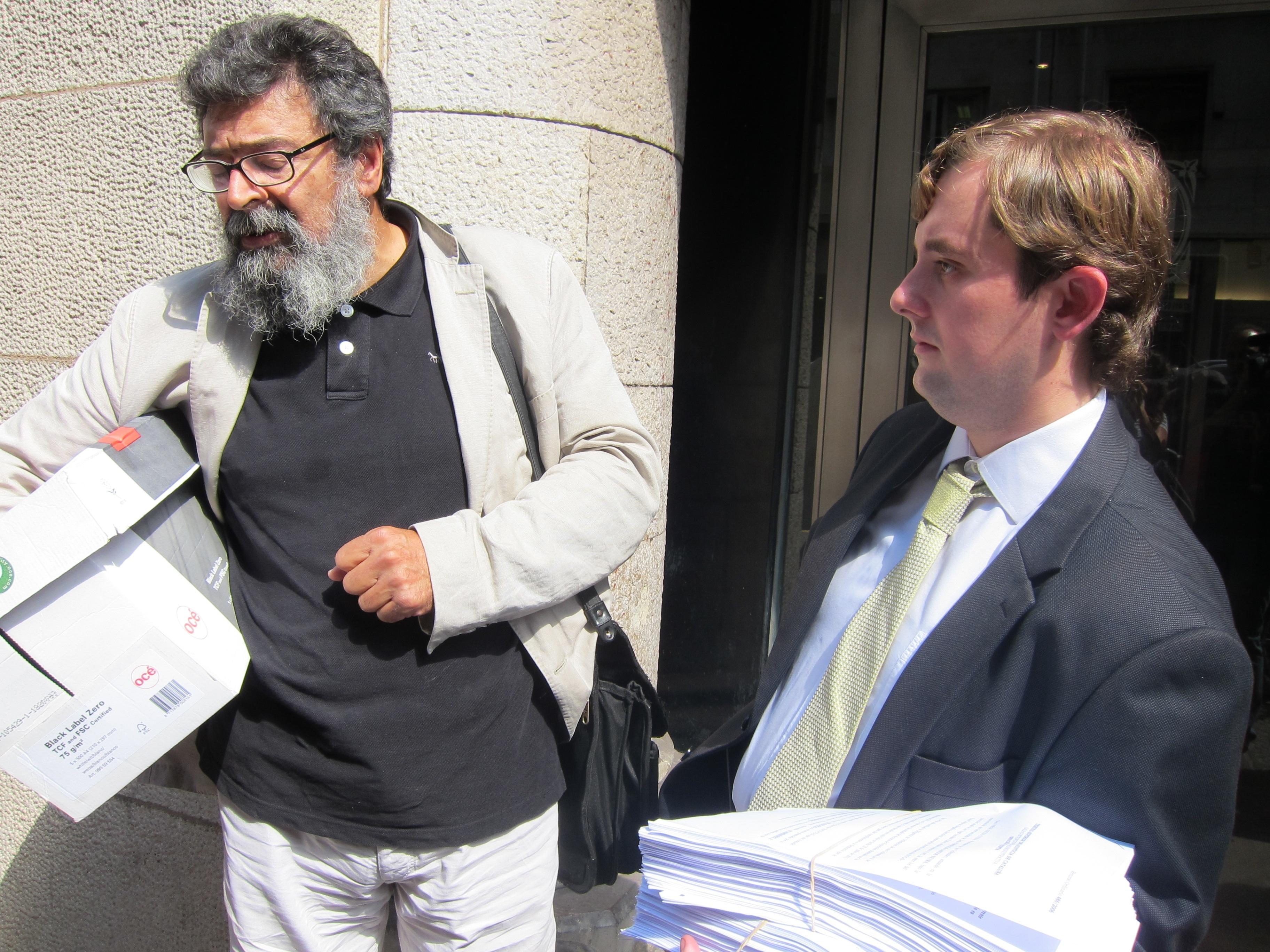 Convivencia Cívica Catalana ve un «paso adelante» los autos del TSJC