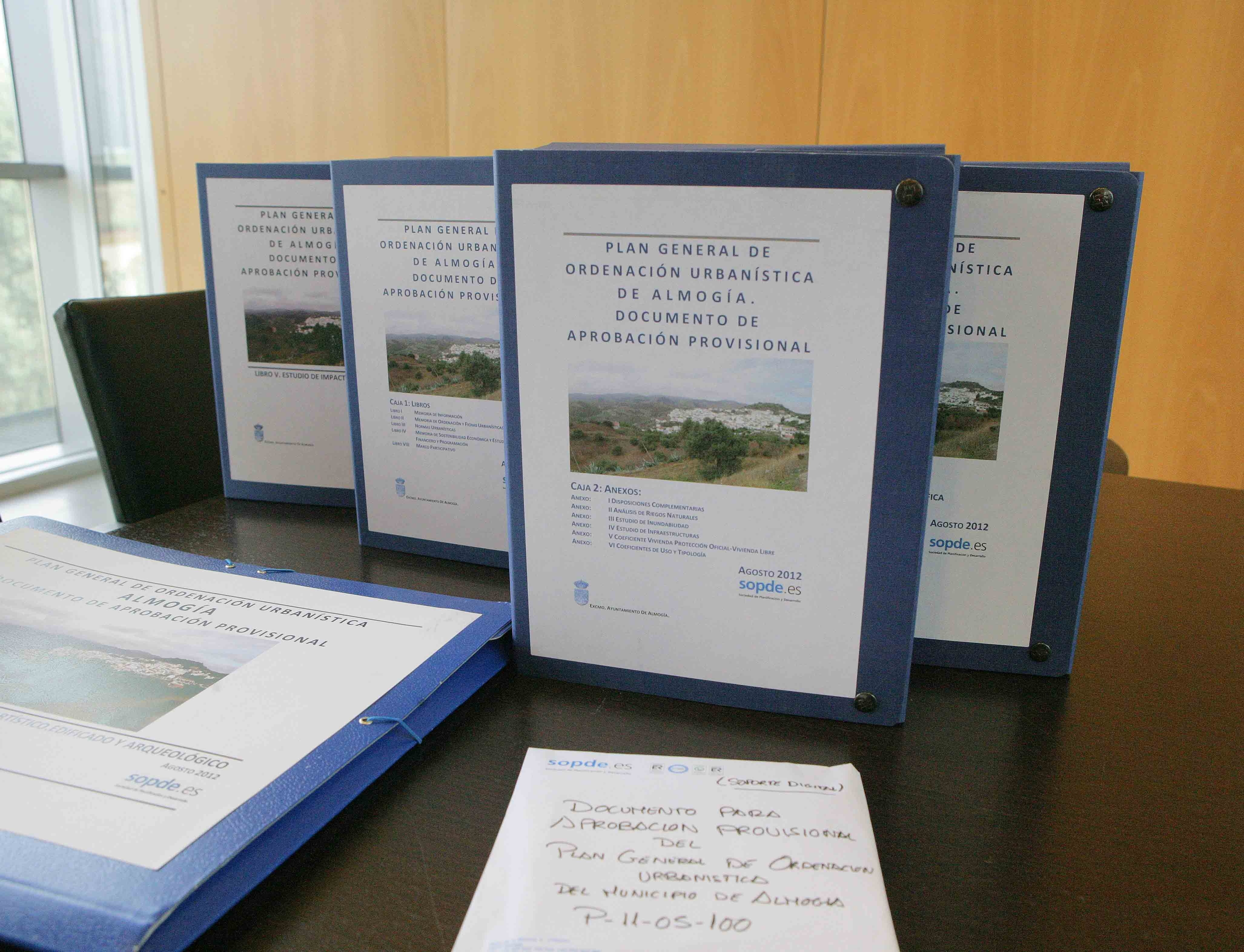 La Diputación agilizará la redacción de los planes urbanísticos para mejorar el servicio a los municipios