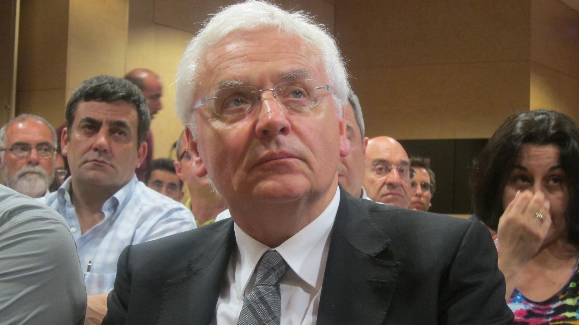 Mascarell critica la decisión del TSJC sobre el uso del castellano en las escuelas catalanas