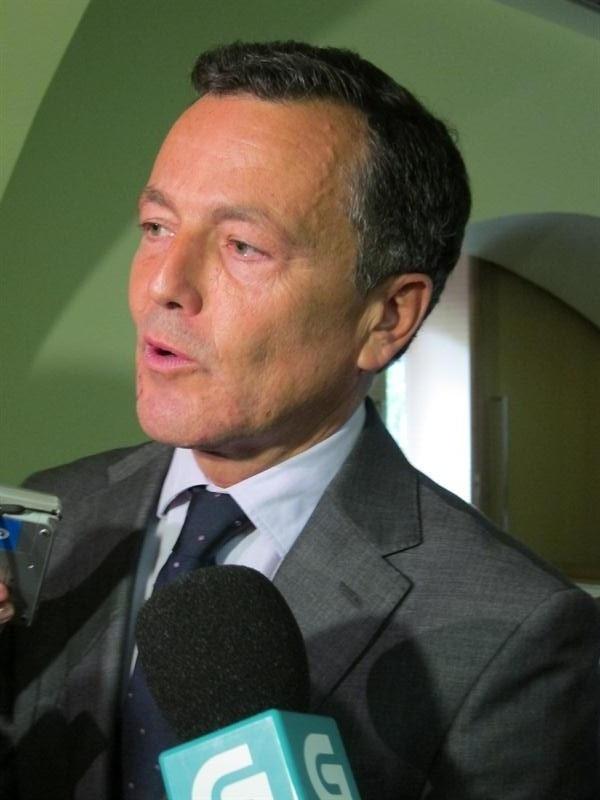 Agustín Hernández (PPdeG) pide que el proceso «termine lo más rápido posible» y que «quien la hizo, la pague»