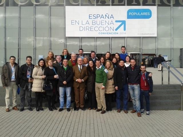 Bendodo dice que el PP de Málaga «tiene mucho que aportar» a la Convención de Valladolid
