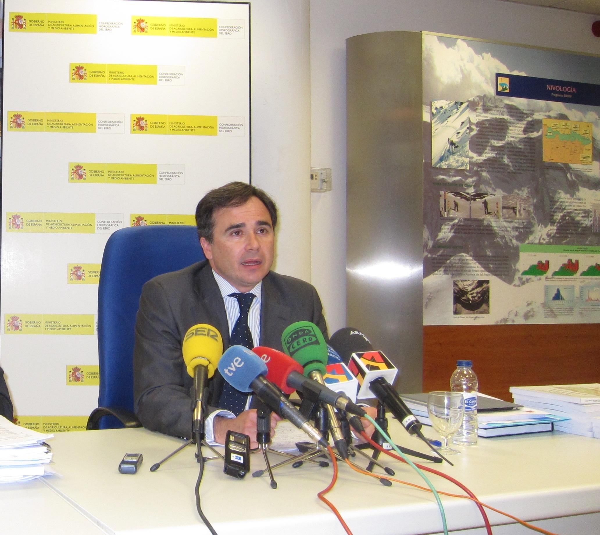 Bildu pide que el presidente de la CHE explique en la Cámara la situación «real» de la urbanización Lasaitasuna de Yesa