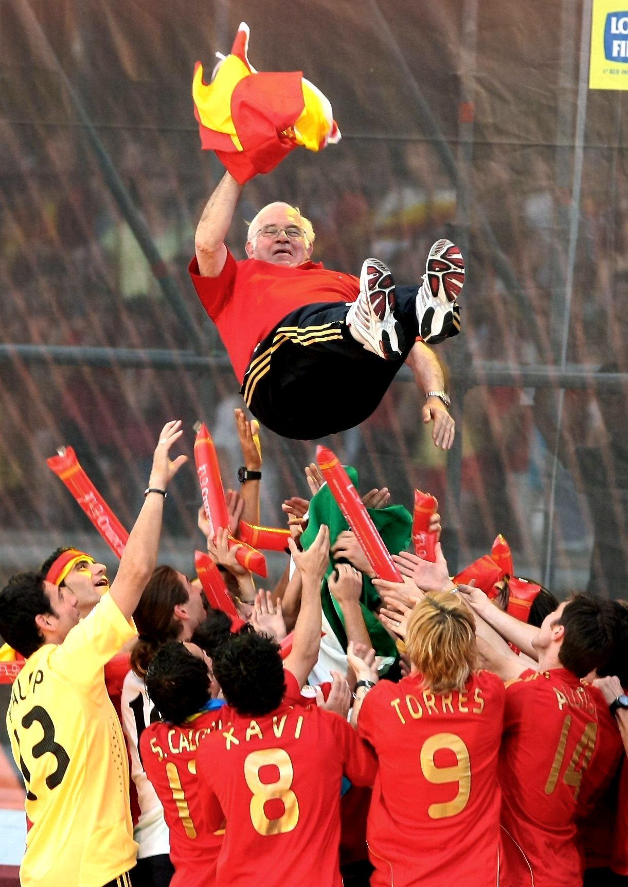 Del Bosque afirma que «Luis fue un hombre clave en el deporte español»