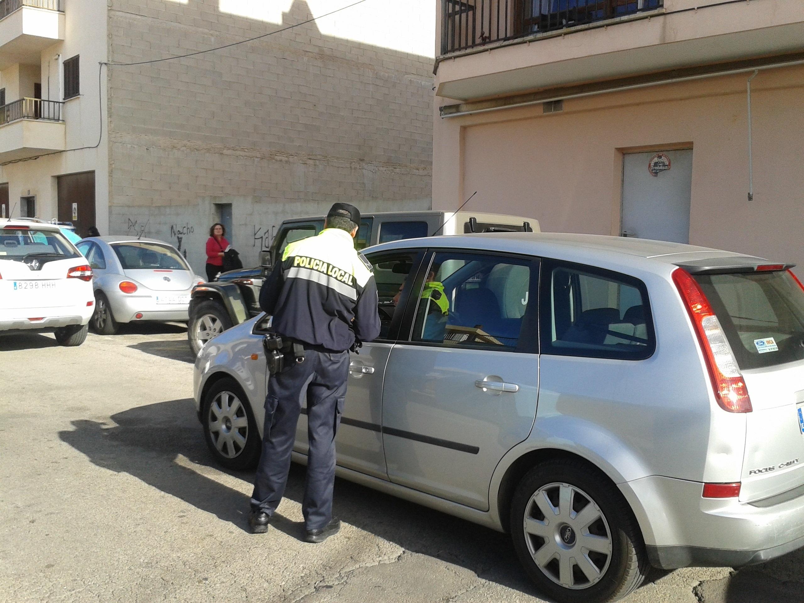 Cerca del 84% de los vehículos lleva sistemas de retención infantiles de manera correcta en Mallorca