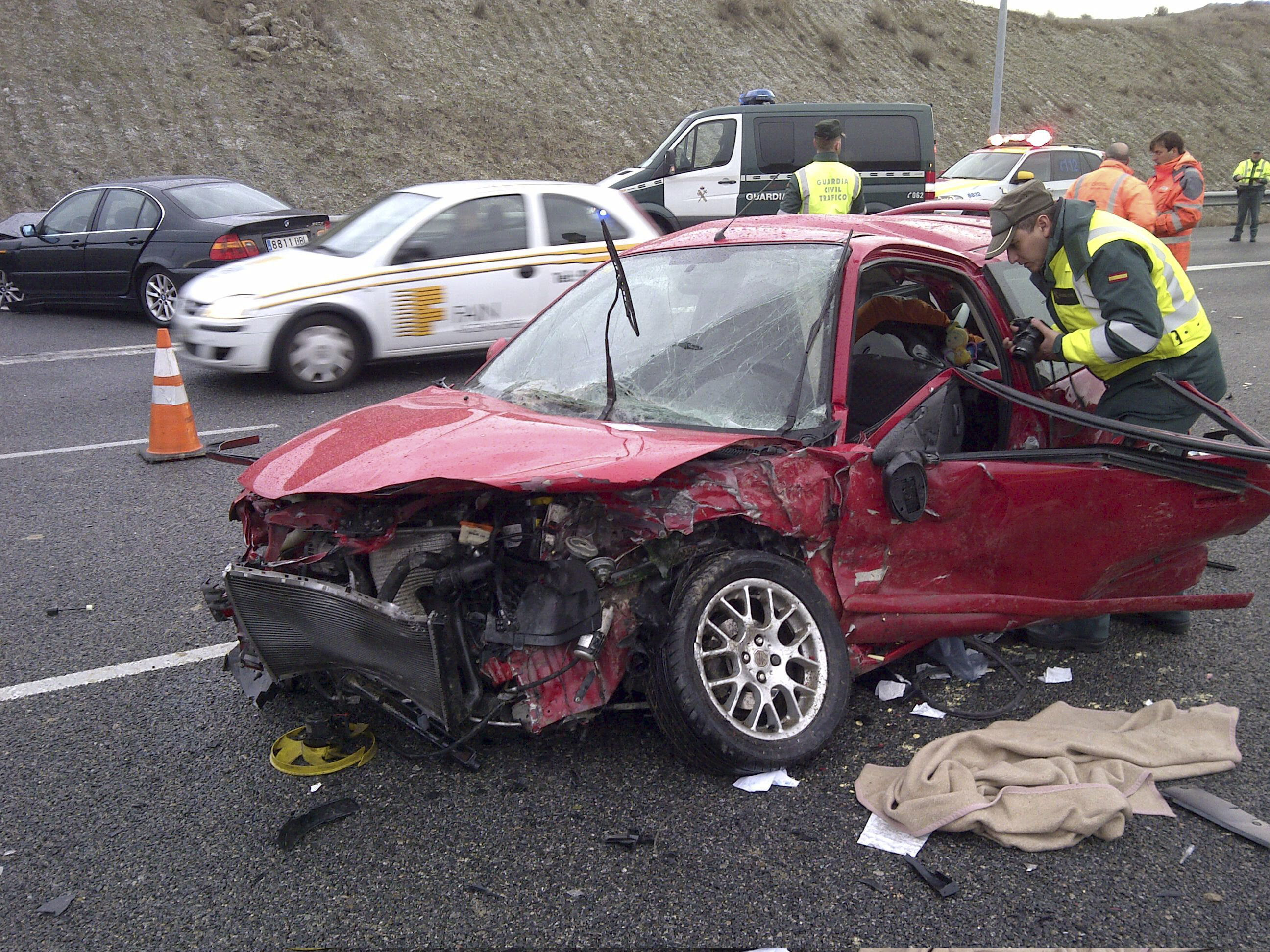 Enero registró el menor número de muertos en carretera de la historia, con 59