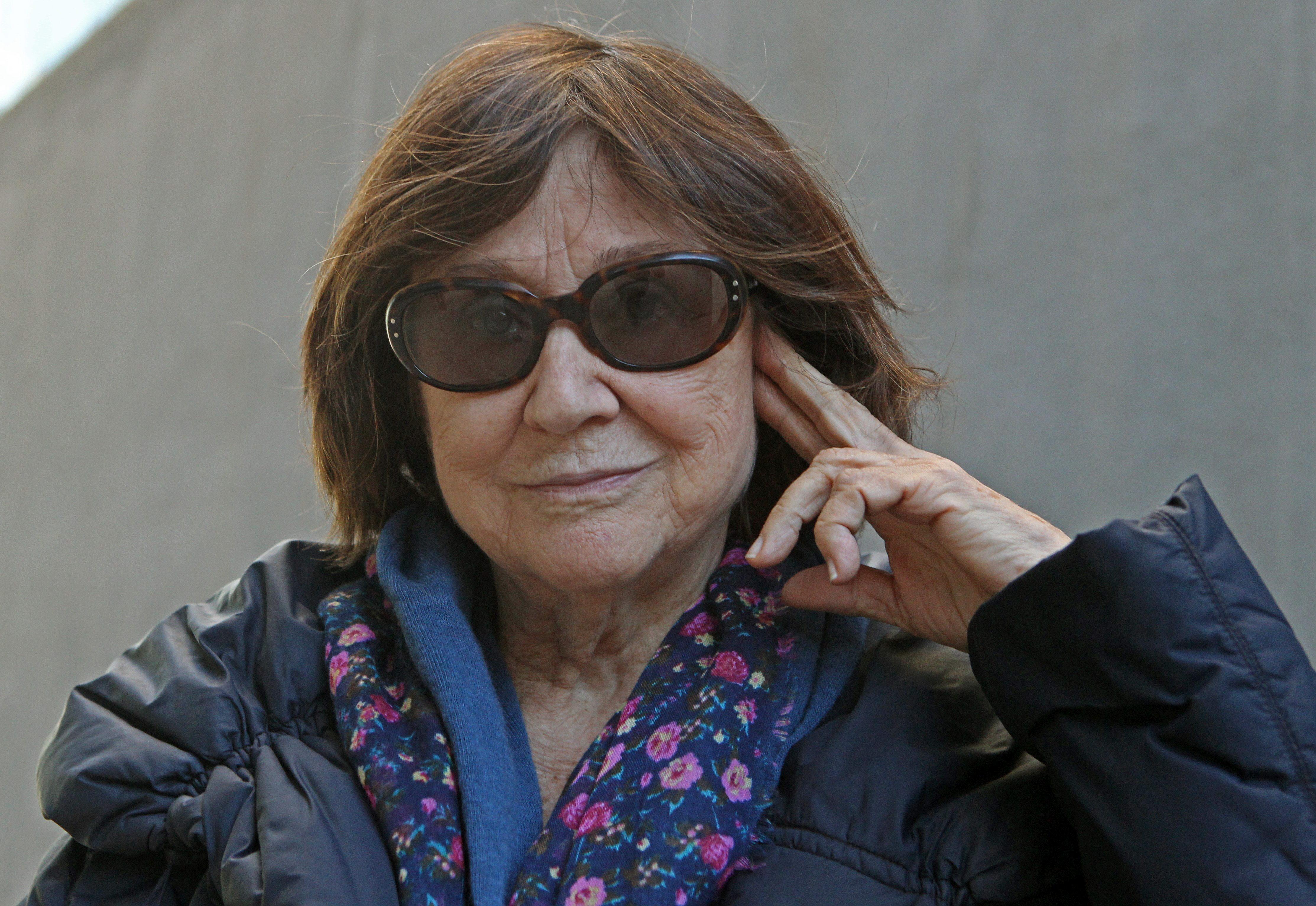 Julieta Serrano: «Me sigue haciendo ilusión ensayar, trabajar, aprender»