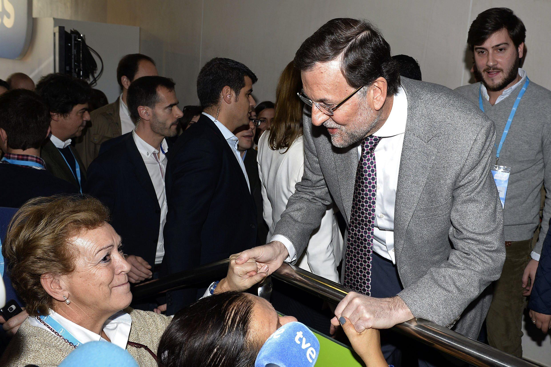Rajoy reivindica Europa y afirma que «cada vez está más presente en nuestras vidas»