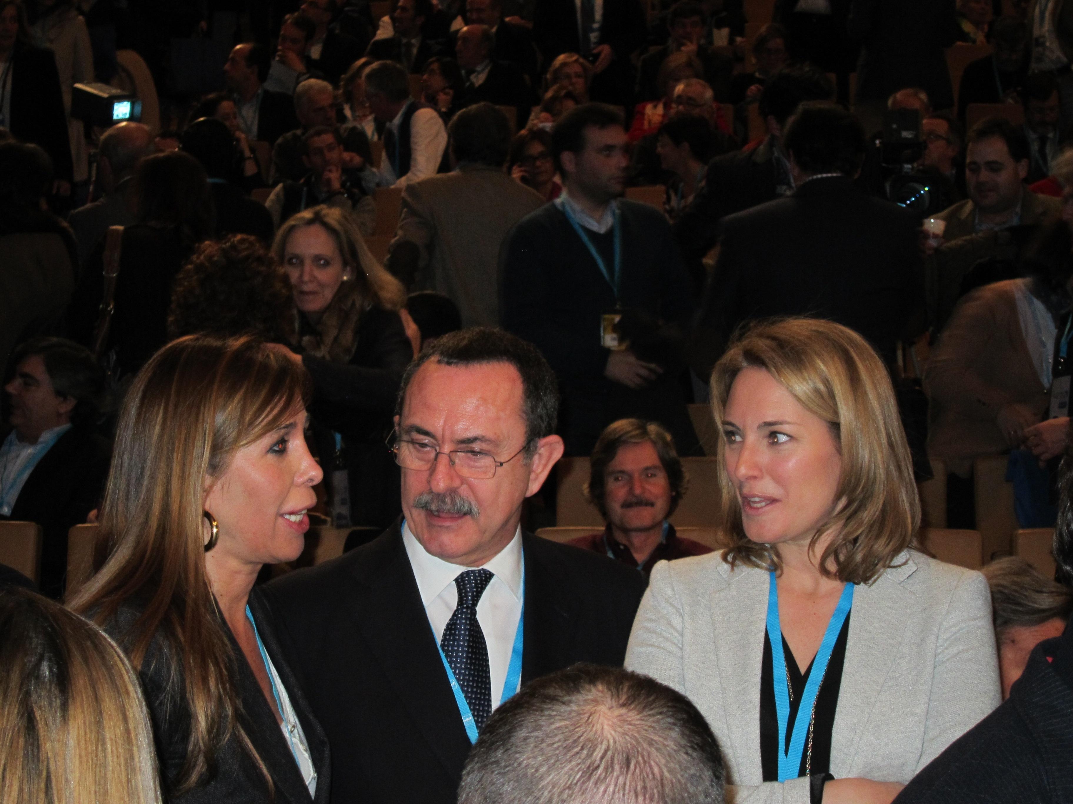 Sánchez-Camacho afirma que solo el PP puede garantizar la unidad del España