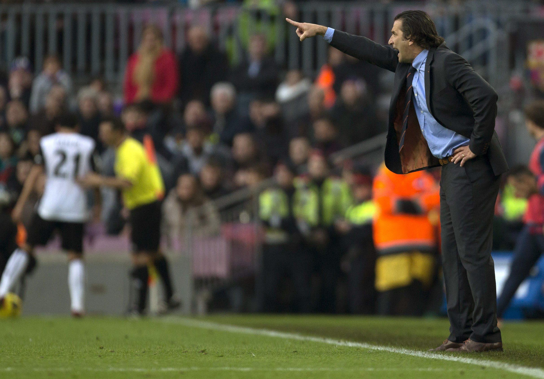El Valencia truncó una racha de diez años sin ganar en el Camp Nou