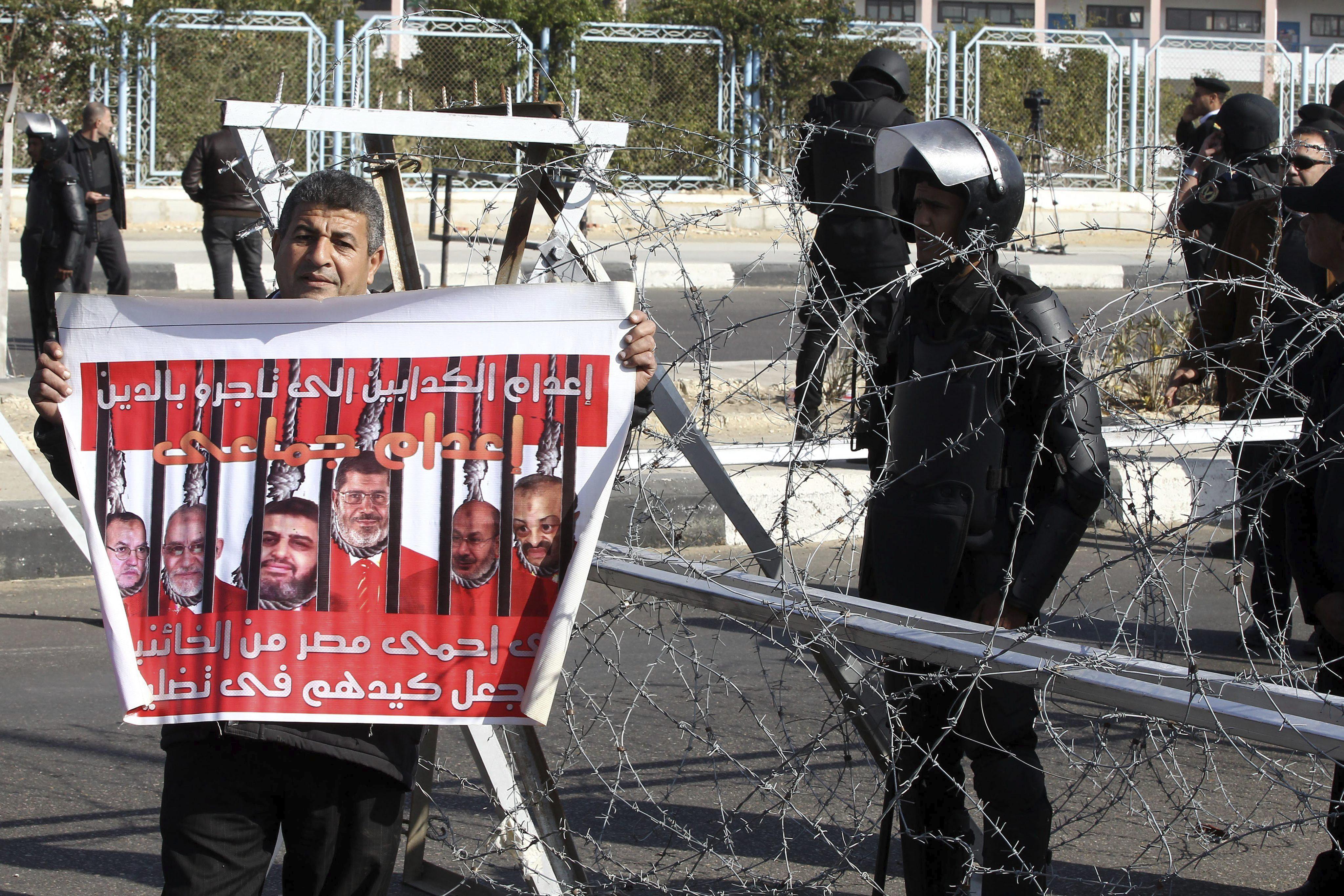 El islamista moderado Abul Futuh no concurrirá a las presidenciales egipcias