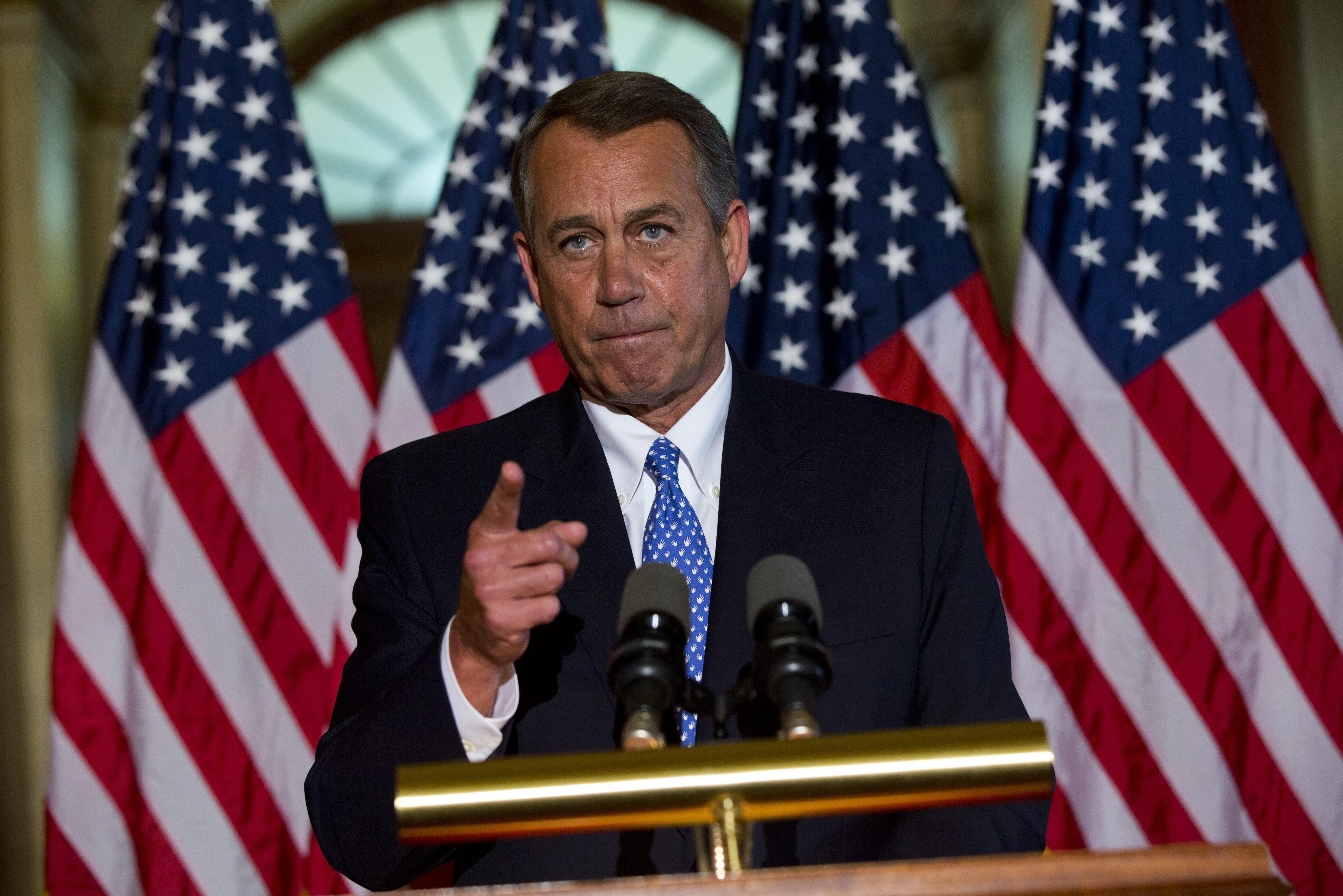 El Comité Nacional Republicano recauda 18 millones más que los demócratas en 2013