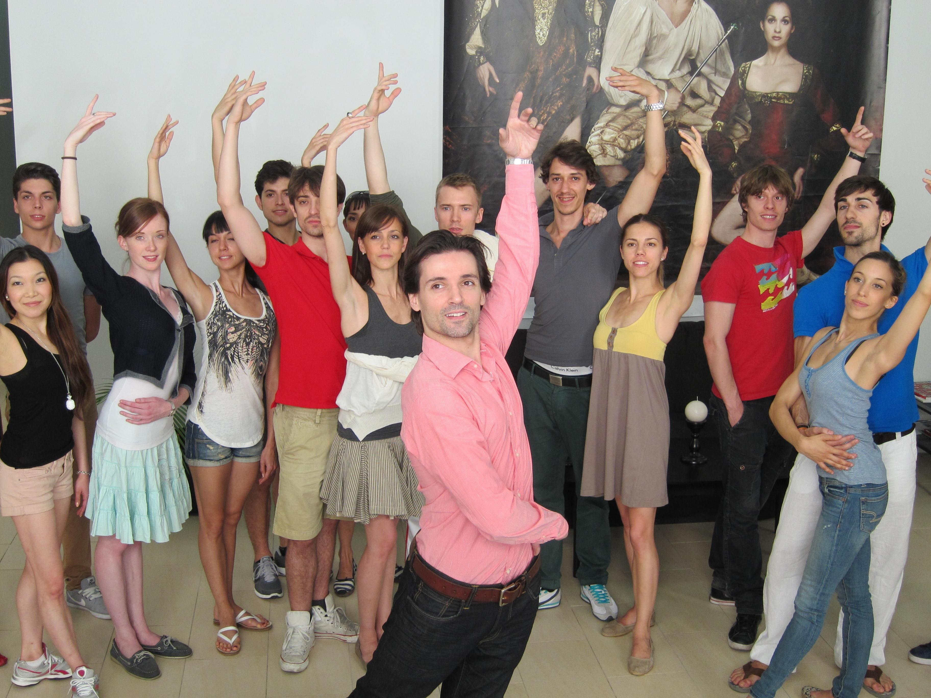 Ángel Corella volverá a Estados Unidos para dirigir una compañía de danza
