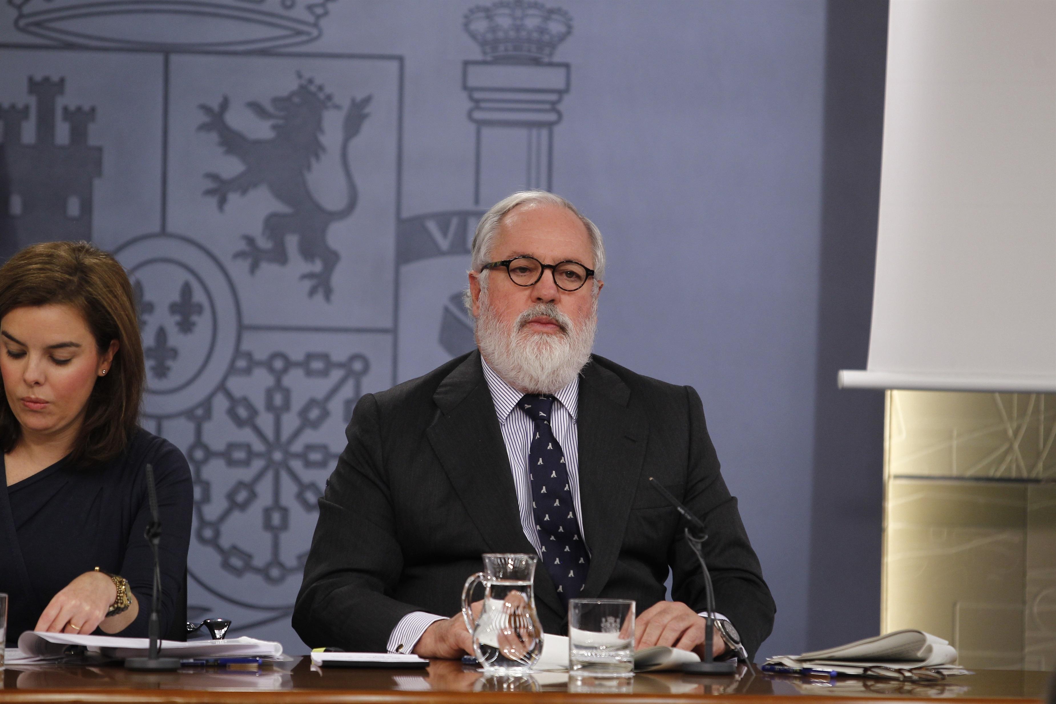 Arias cañete inaugura este lunes las obras del Muelle Arriaga en Bilbao