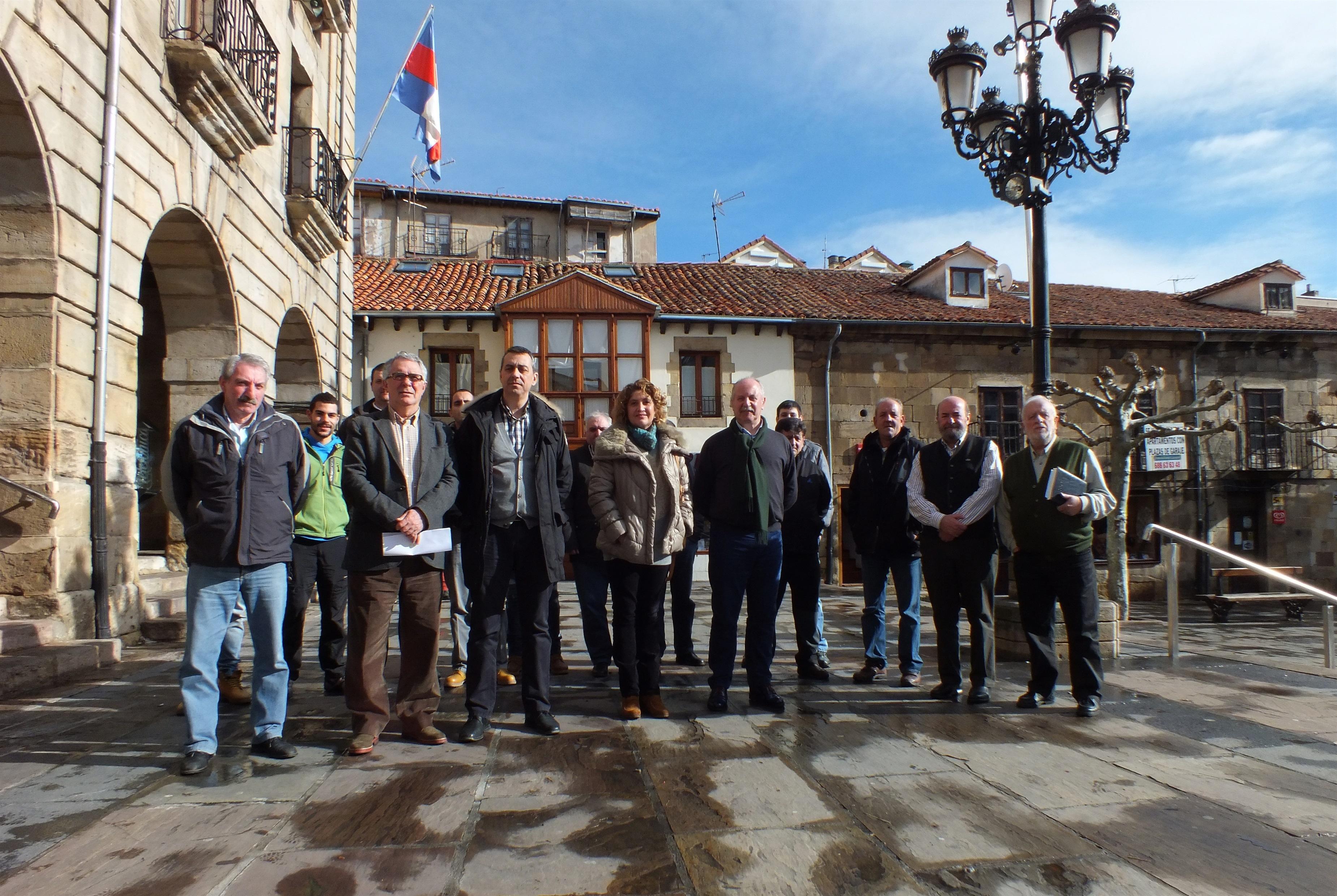 El Ayuntamiento contrata a trece parados para el proyecto TecnoReinosa
