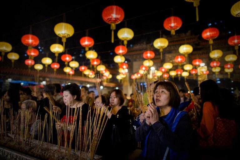 Los chinos responden a EEUU su felicitación de Año Nuevo: ¡Devuélvenos el dinero!
