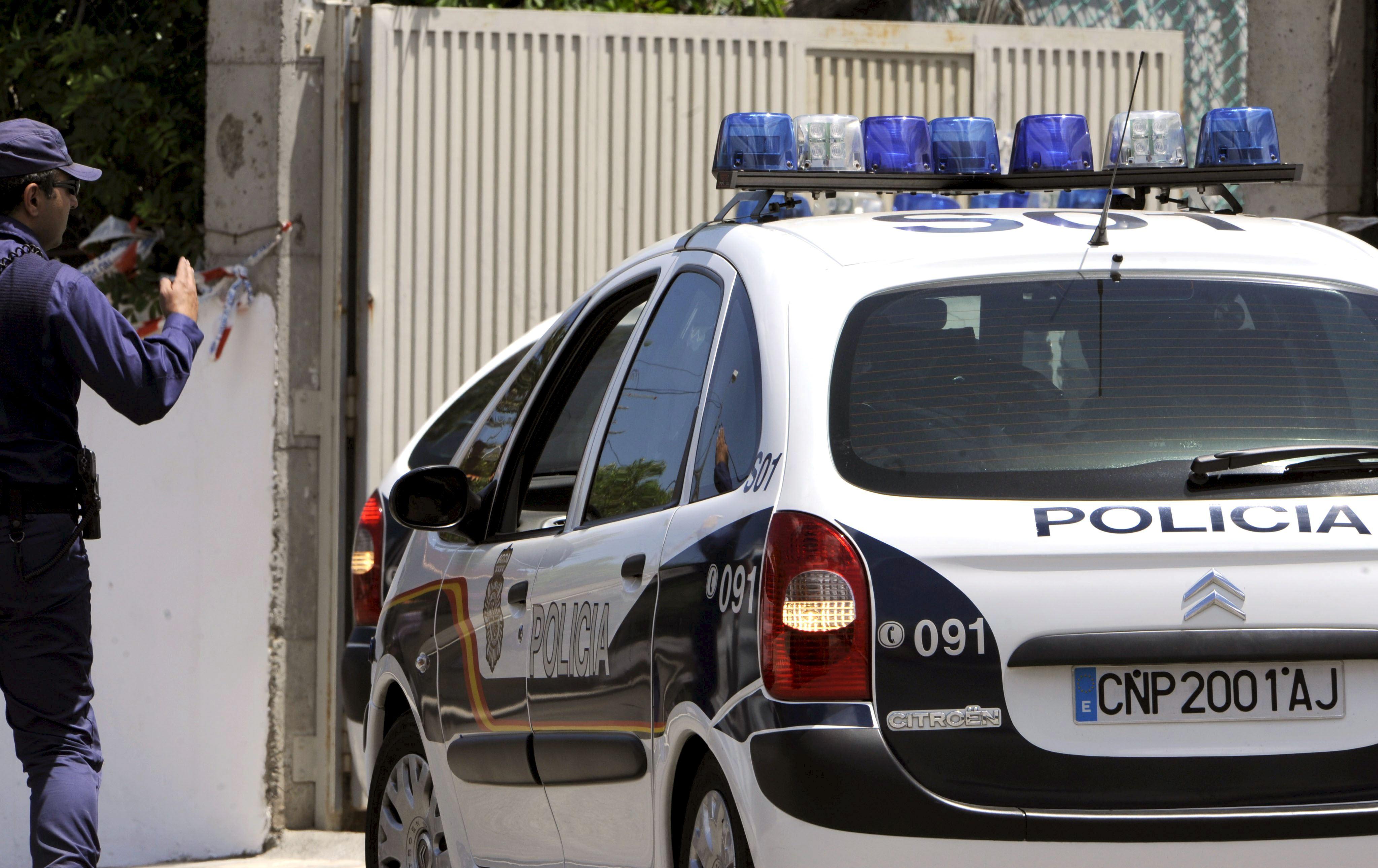 Detenido por matar de un disparo a una mujer que regentaba una tienda en Madrid