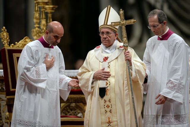 El papa Francisco anima a los movimientos para la defensa de la vida