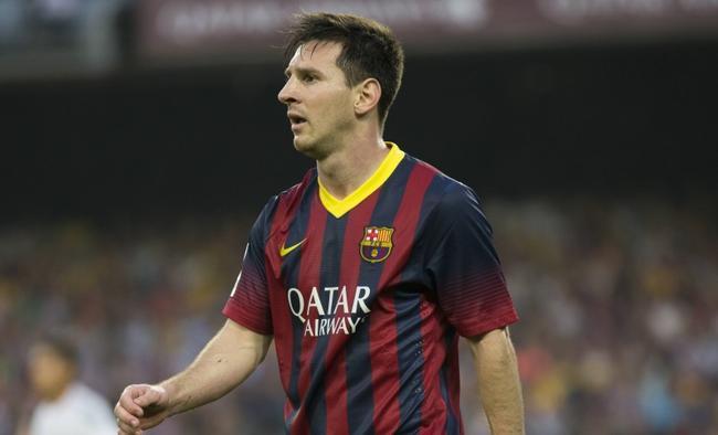 Messi dice que aunque no conocía a Luis, sabe que es una gran pérdida para el fútbol