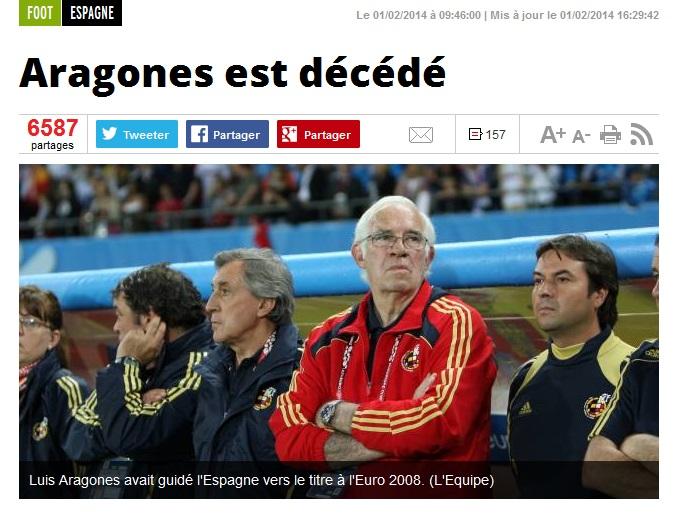La prensa se rinde ante el sabio que cambió el fútbol español