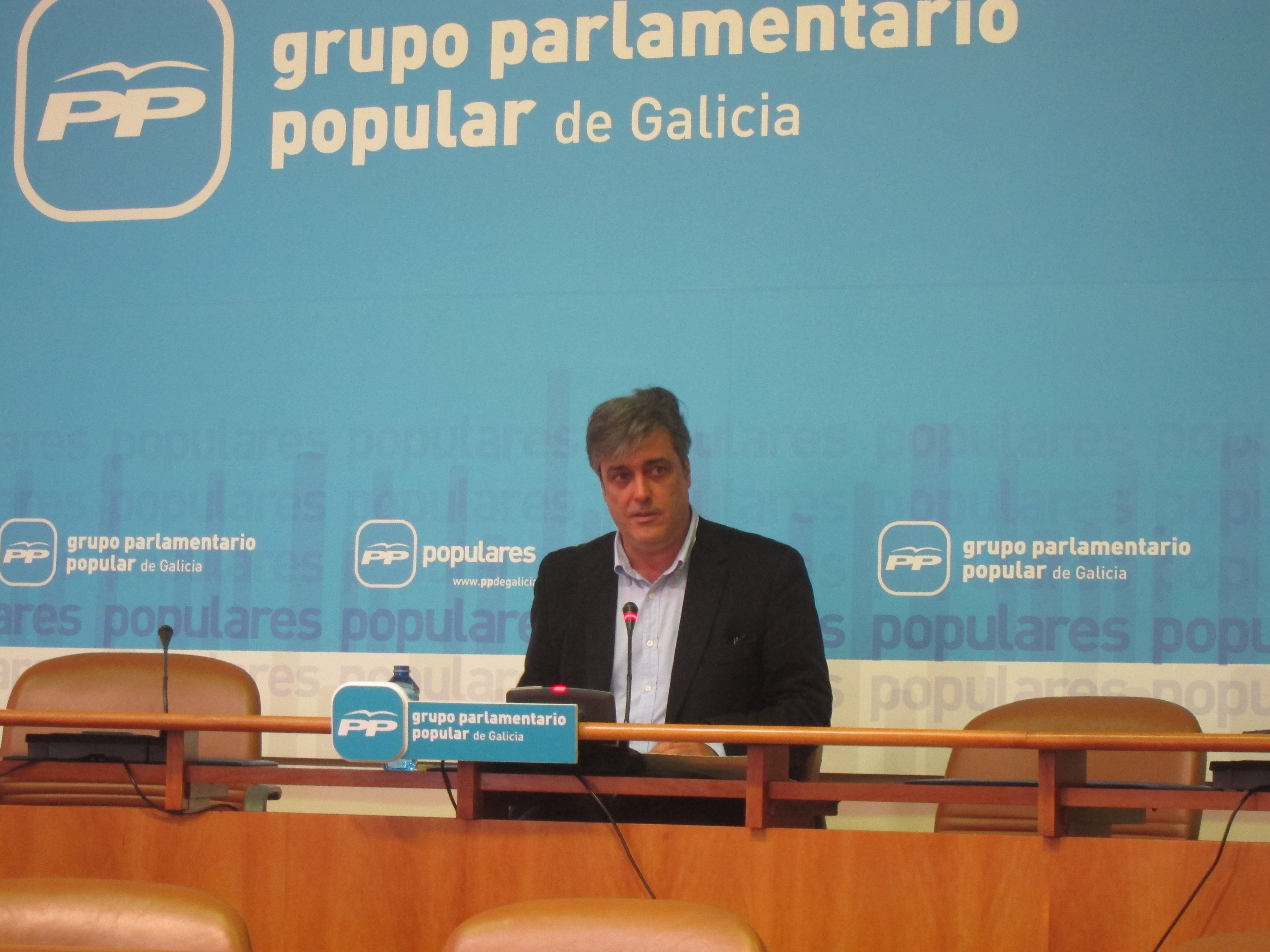 Puy (PPdeG) aboga por una reforma normativa para «minimizar» las actuaciones «al margen de la ley»