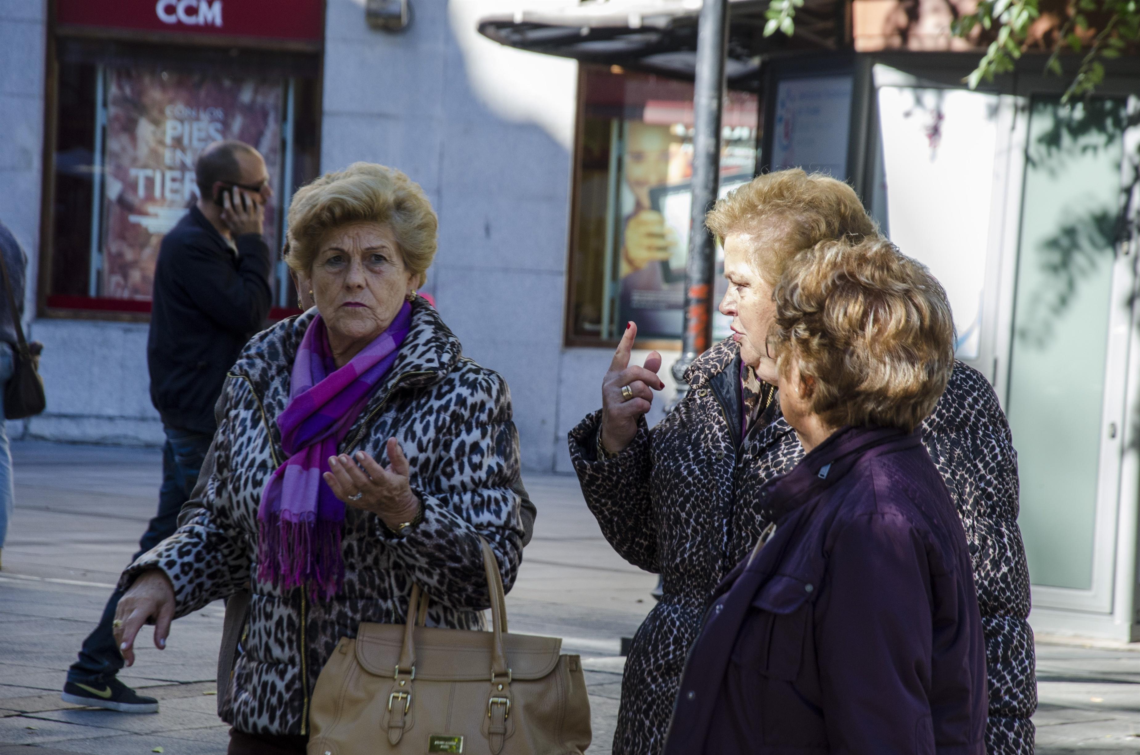 UPyD pide un IPC para revalorizar las pensiones que tenga en cuenta el consumo específico de los jubilados