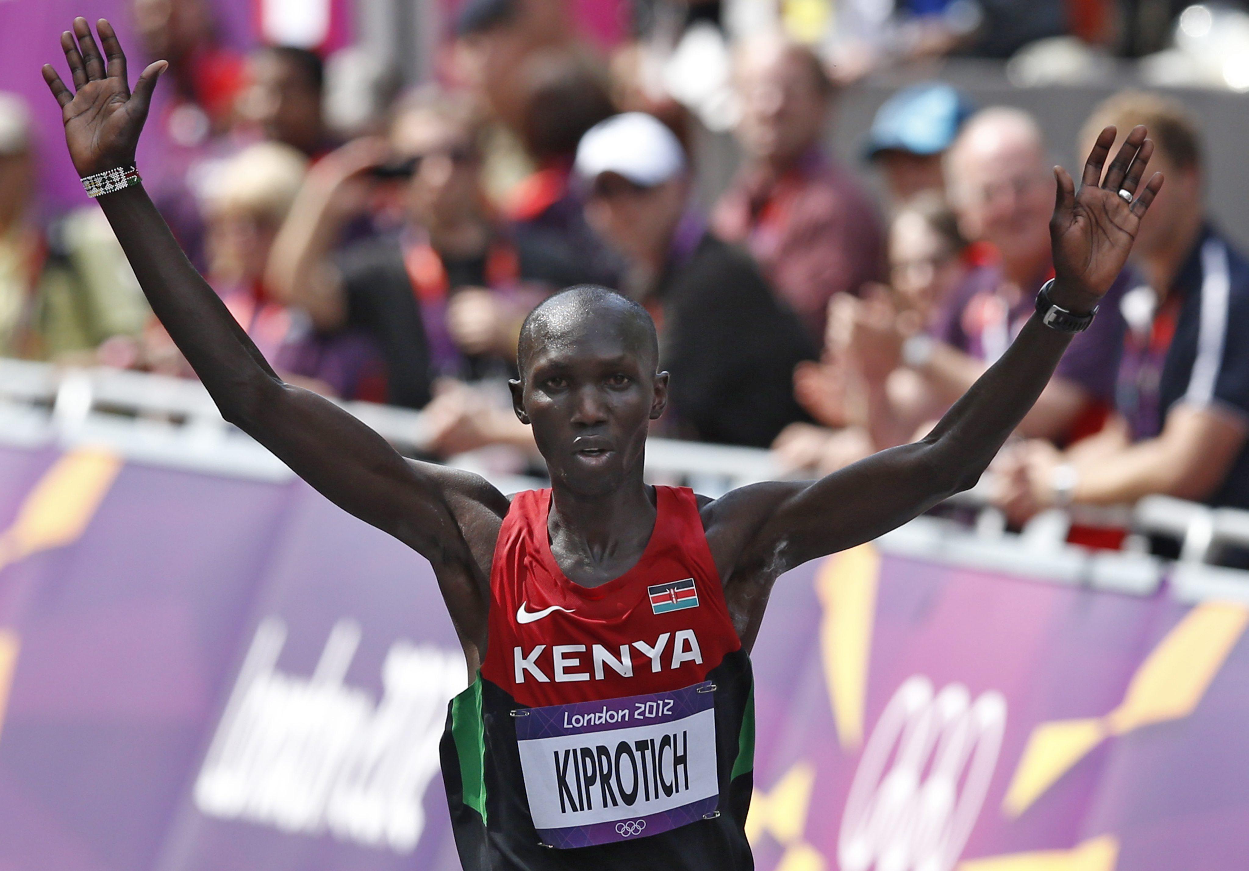Wilson Kipsang gana el medio maratón de Granollers en 1h01:18