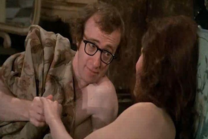 Woody Allen, acusado de abusar sexualmente de su hija, Dylan Farrow