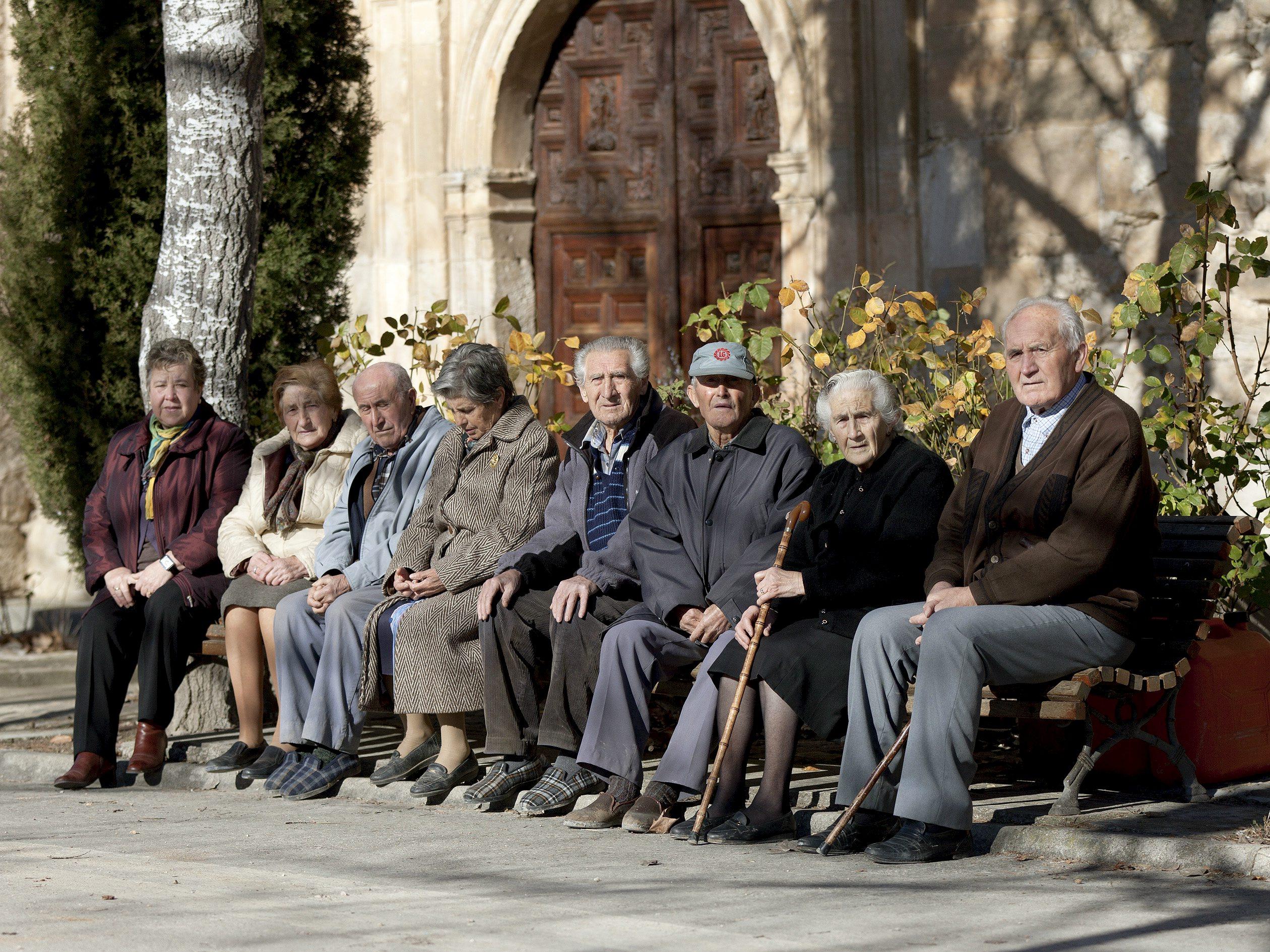 Las pensiones alcanzan cifra récord en enero de 2014: se pagan 9.154.617