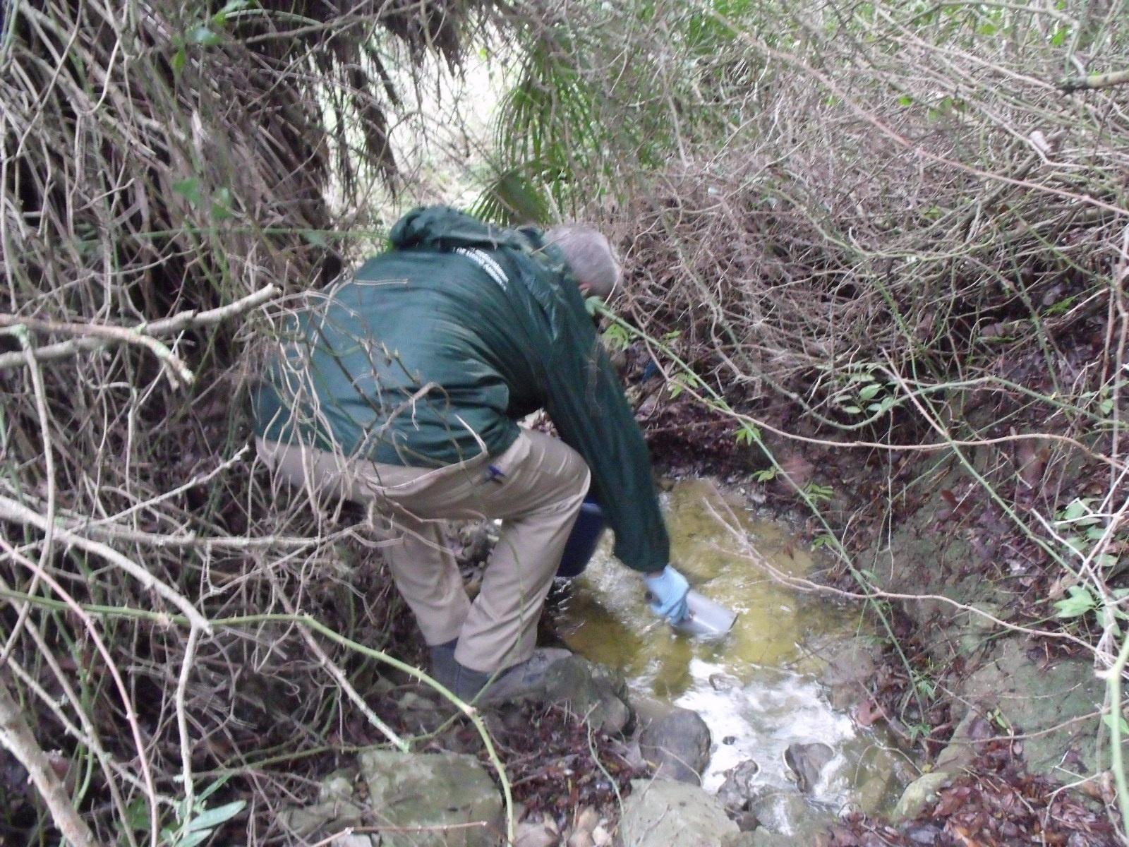 Junta de Andalucía amplía la zona de vigilancia hasta el río Palmones (Cádiz) tras la fuga de residuos peligrosos