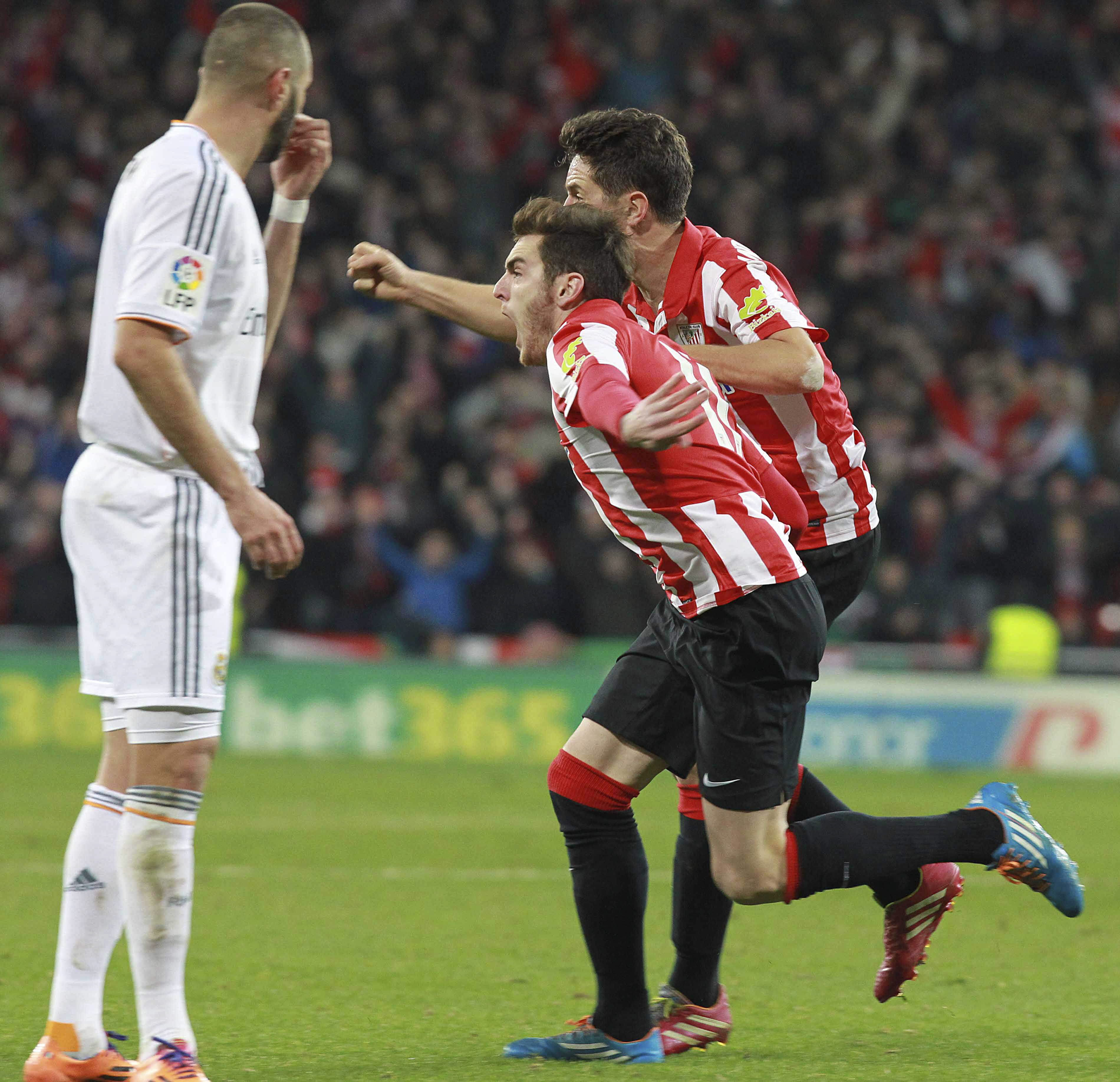Ibai corta la racha de 8 partidos seguidos sin encajar un gol del Madrid