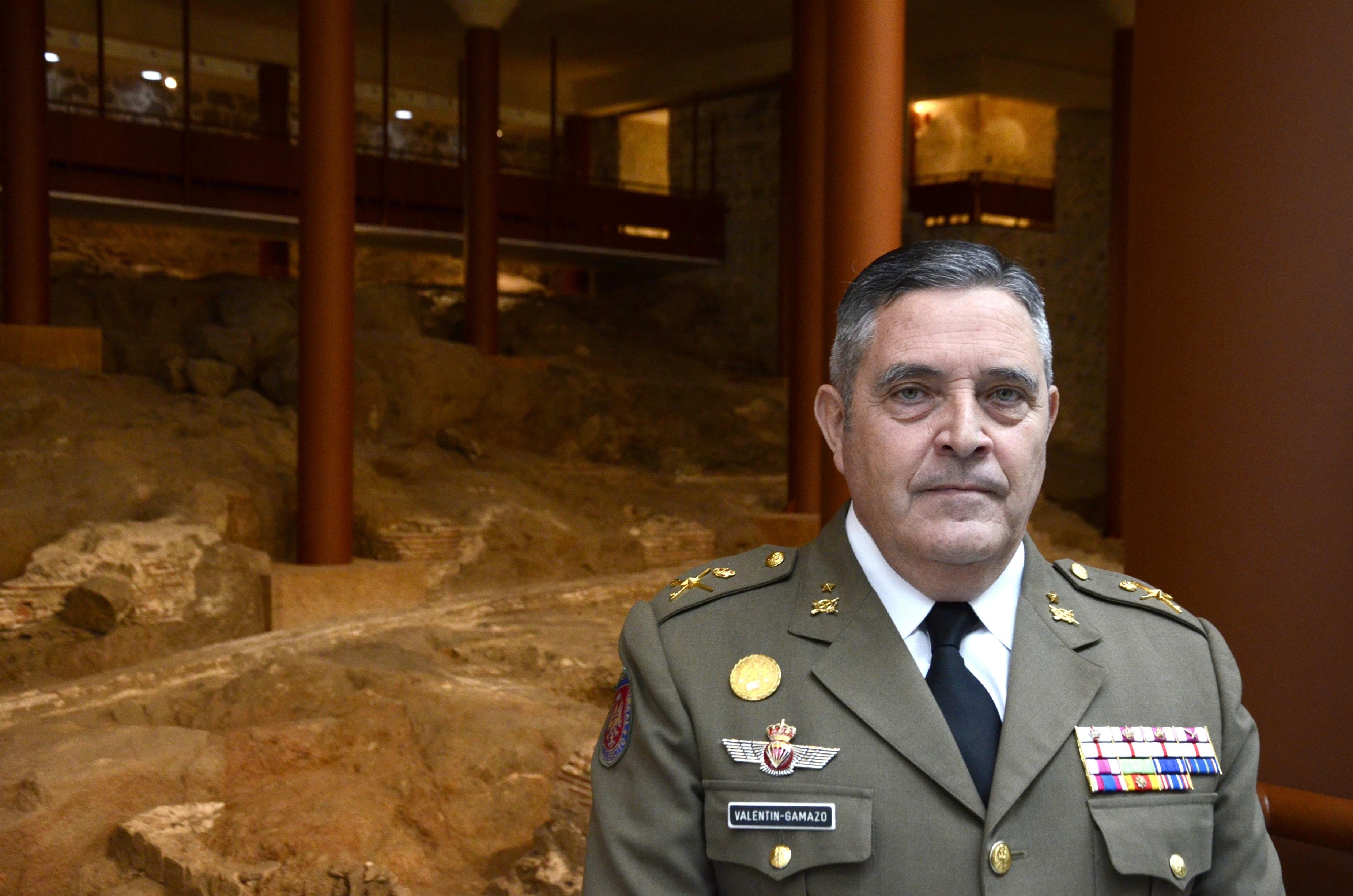 El nuevo director del Museo del Ejército de Toledo apuesta por mejorar la colección y darle proyección internacional