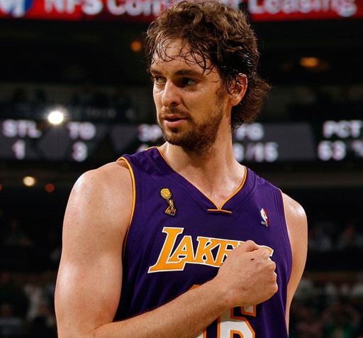 Los Phoenix Suns se convierten en la »nueva novia» de Pau Gasol