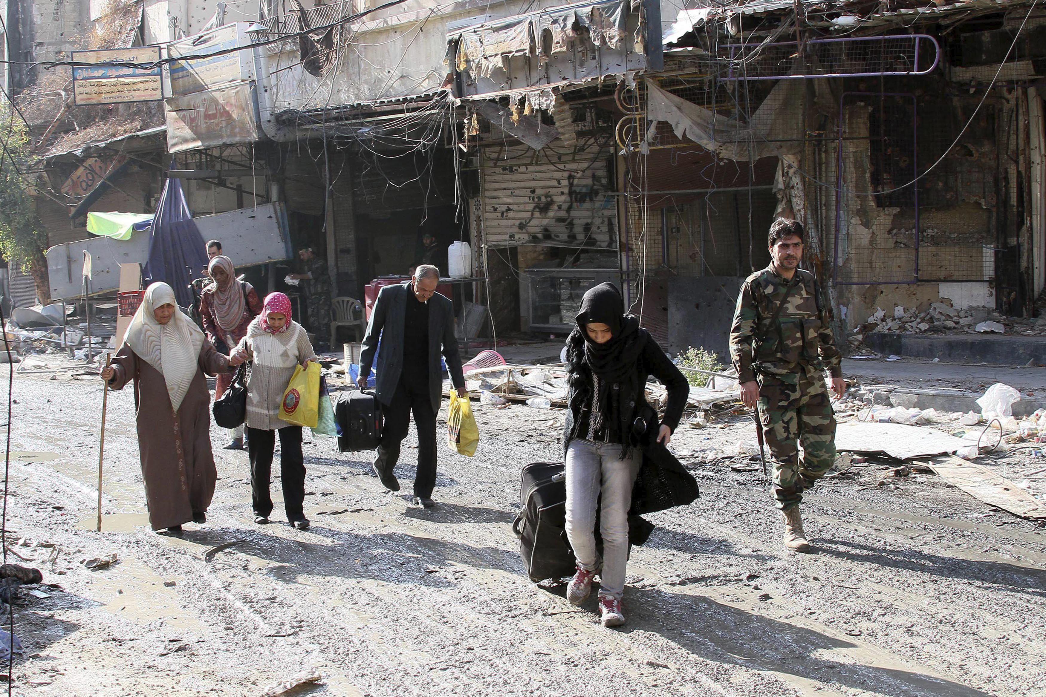 16 Rebeldes muertos y 20 heridos en doble atentado yihadista en norte Siria
