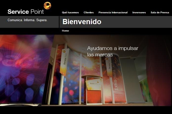 Service Point presentará el concurso de acreedores para la matriz y tres filiales