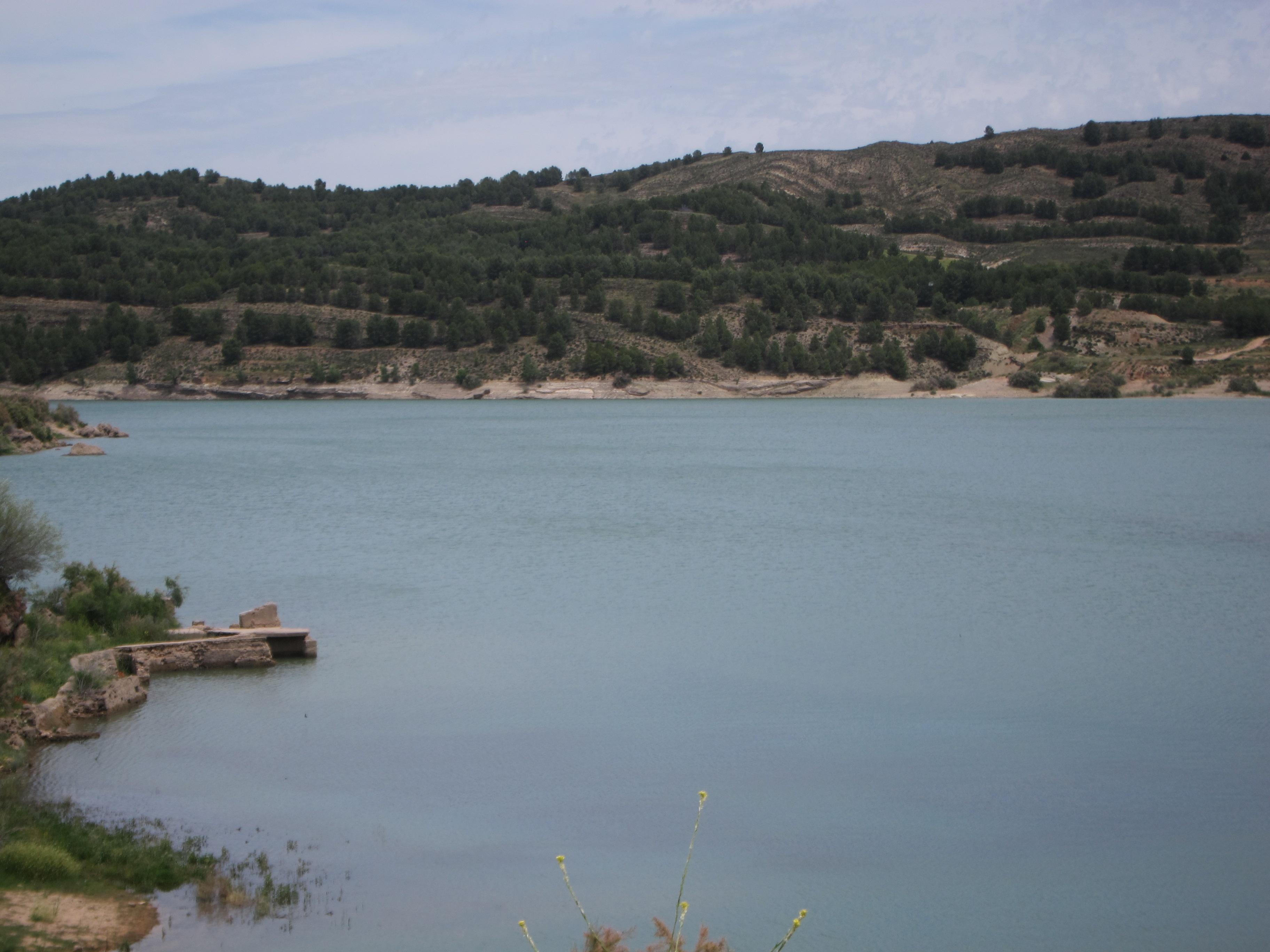 Los embalses de la Cuenca del Ebro, al 81,7%