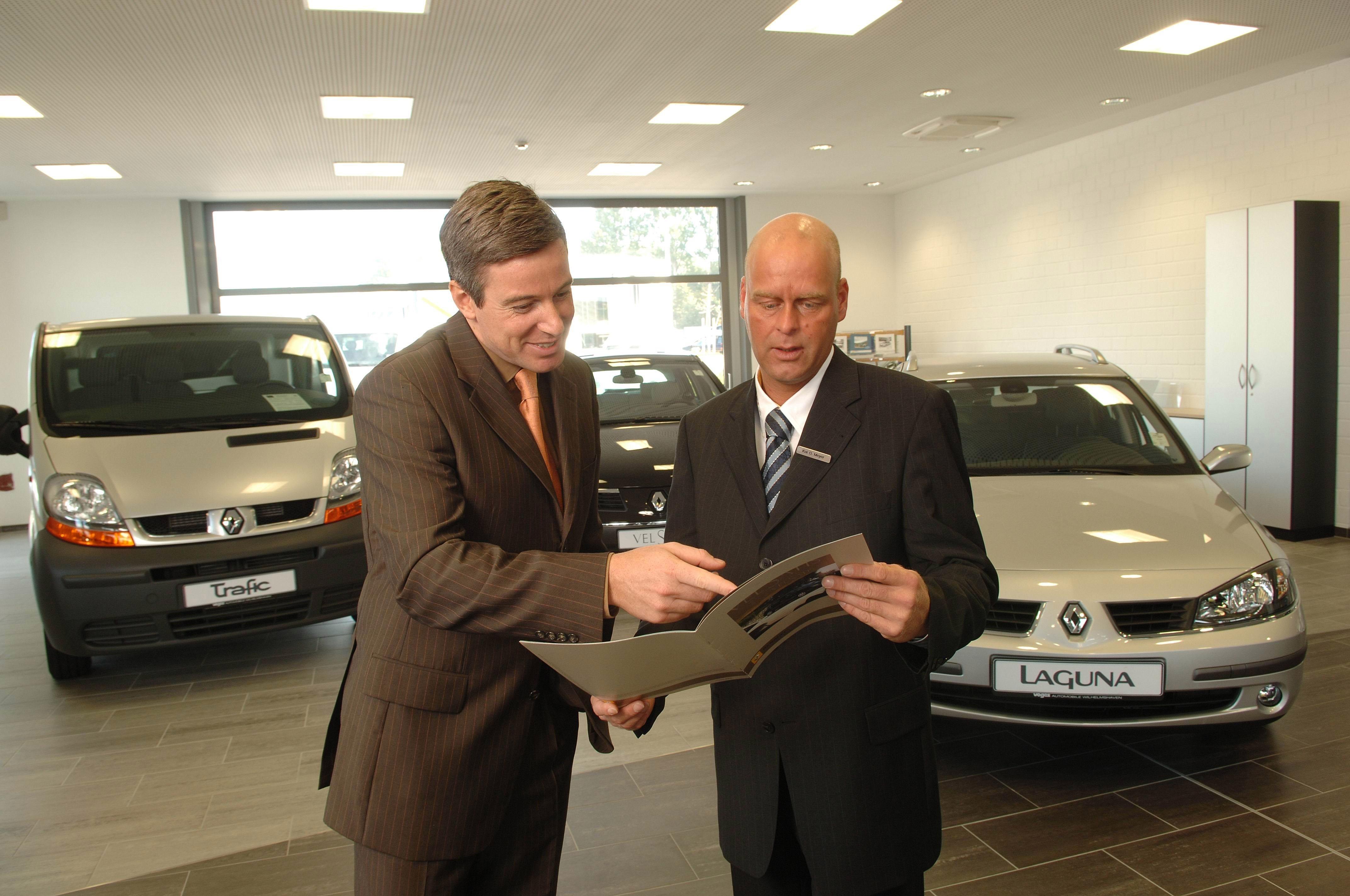 Las matriculaciones de automóviles inician el año con una subida del 7,6% y 53.436 unidades