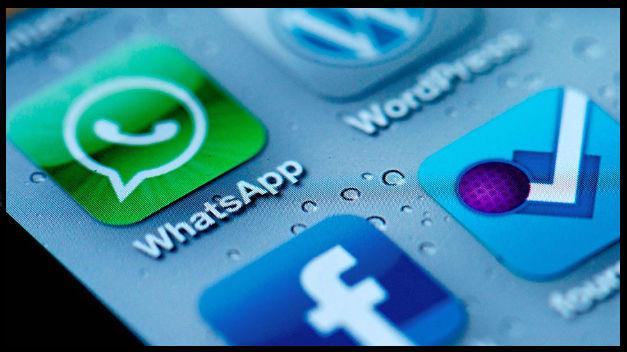 Las redes criminales aprovechan Whatsapp para saltarse el control policial