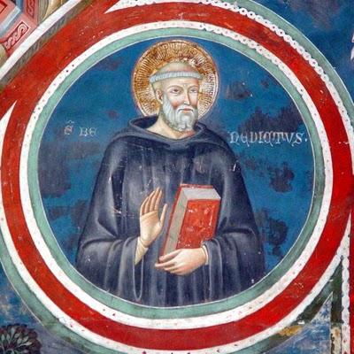 San Benito Abad, patrón de la siesta
