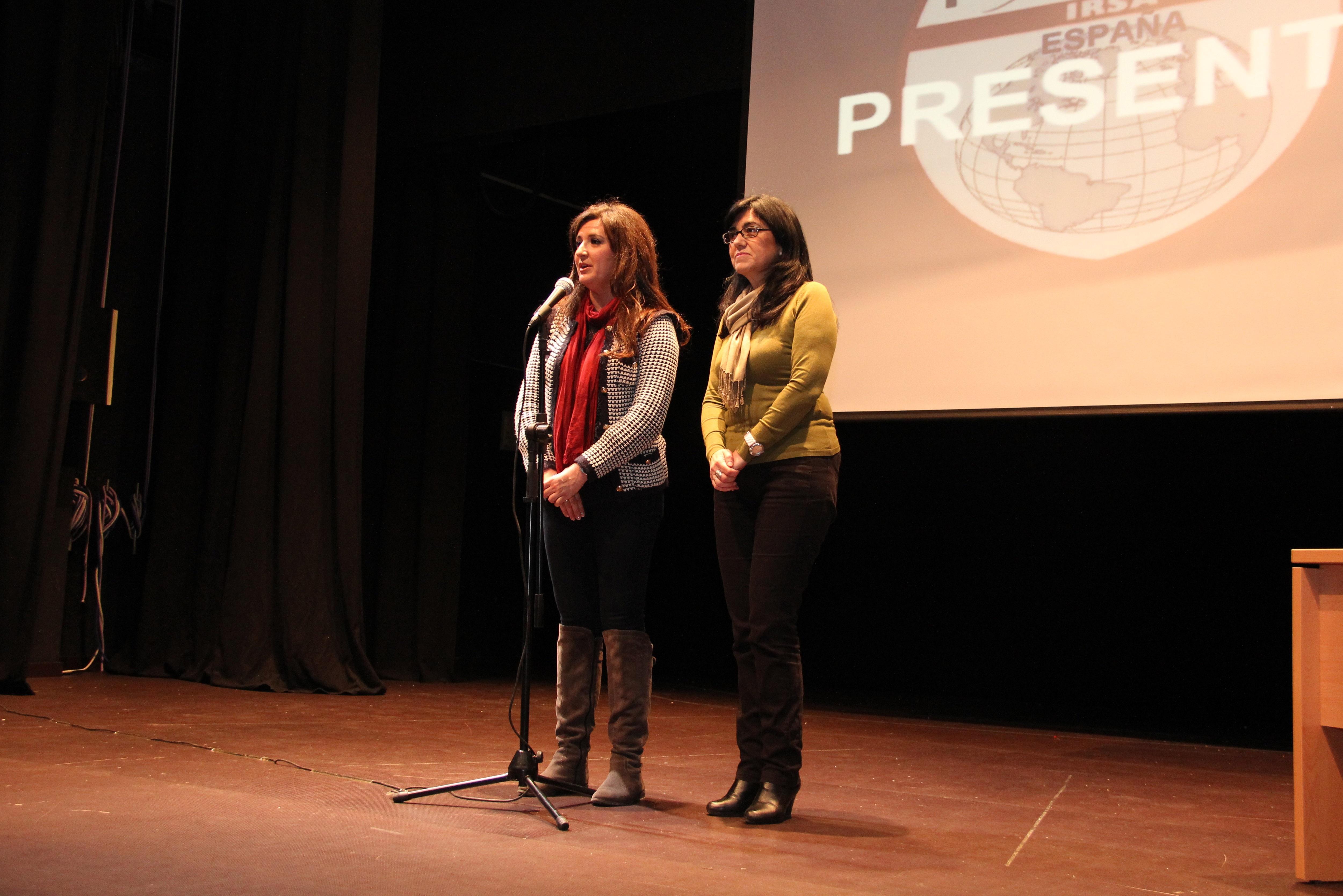 El espectáculo »Road Show» acerca en Torredelcampo las consecuencias de accidentes de tráfico a más de 300 jóvenes