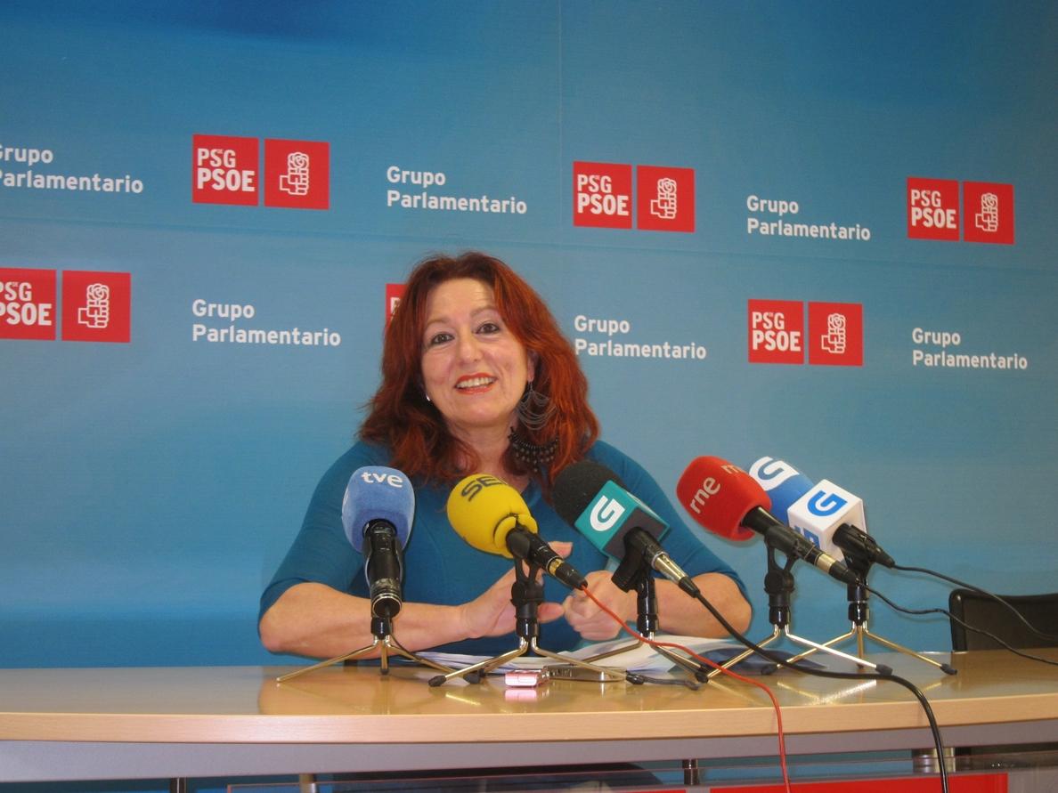 El PSdeG denuncia la «involución» que soportan las mujeres en «materia de igualdad» con el gobierno del PP
