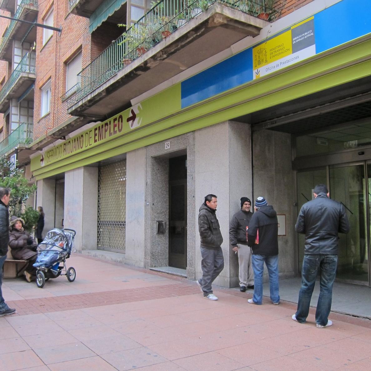 La Rioja, una de las regiones con menor aumento de desempleados de larga duración en 2013