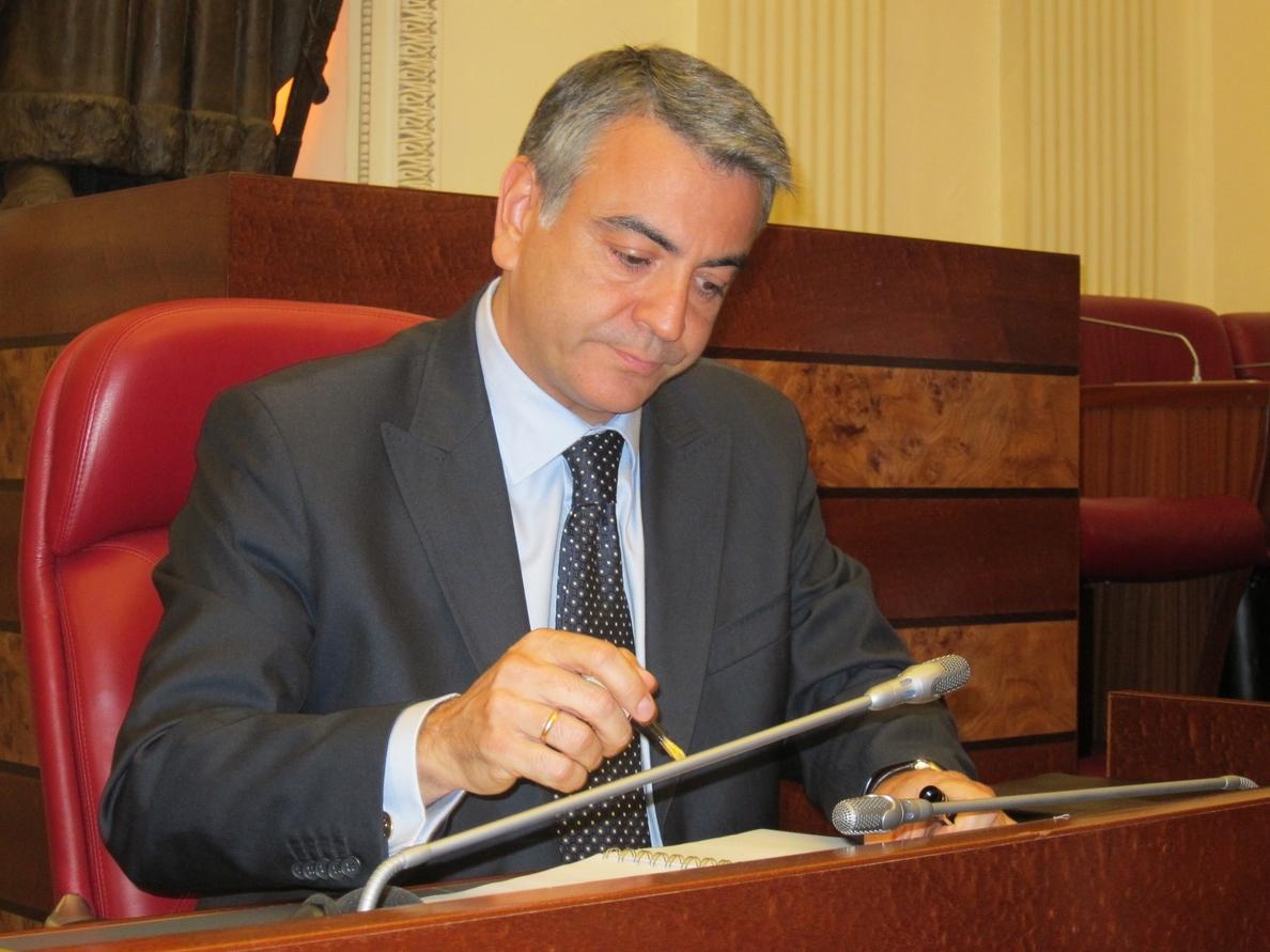 De Andrés no ve «discrepancias insalvables» en el PP vasco, sino «diferentes formas» de expresar los «mismos proyectos»