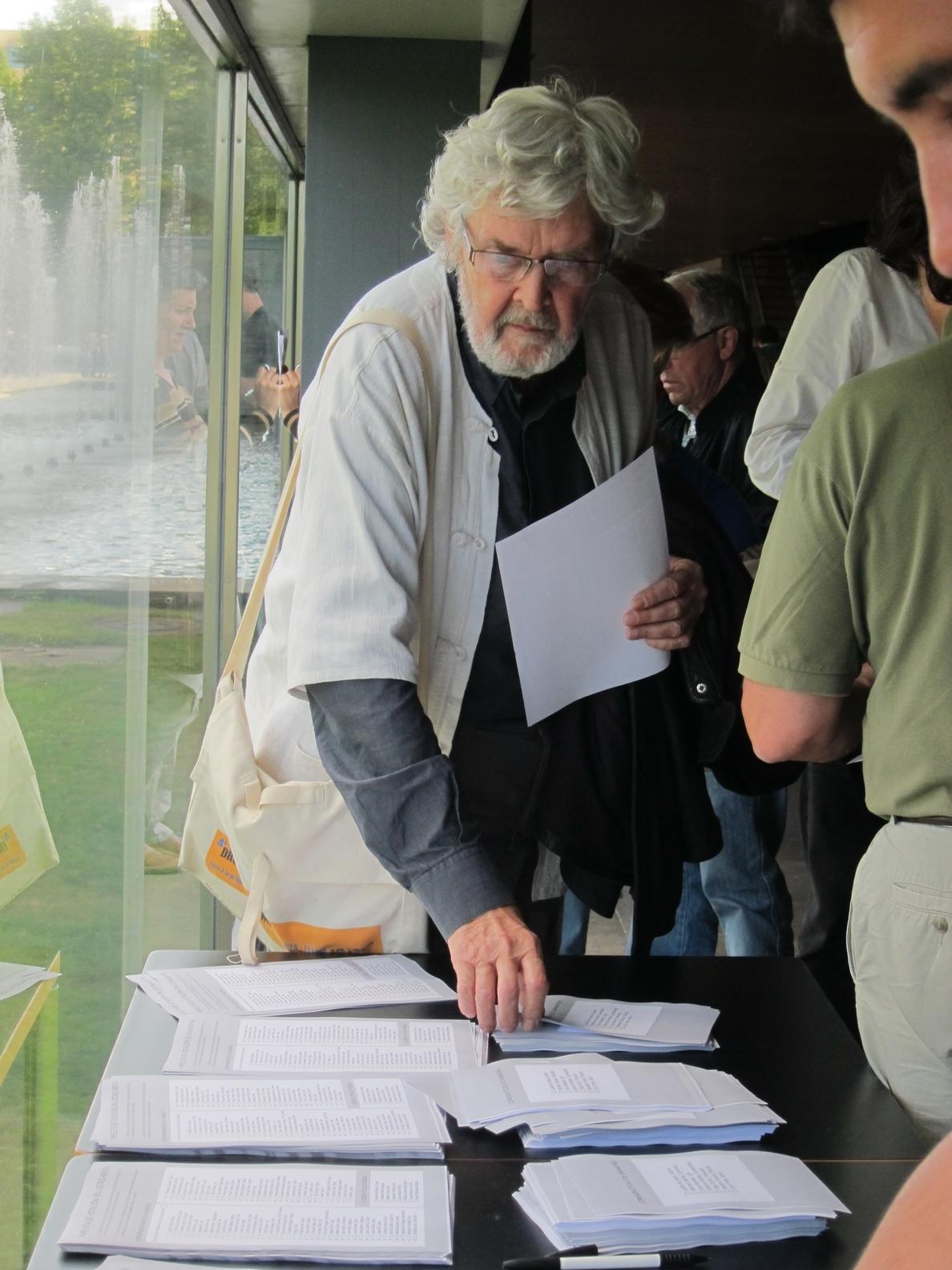 El partido de Beiras irá en coalición con Izquierda Unida en las Europeas