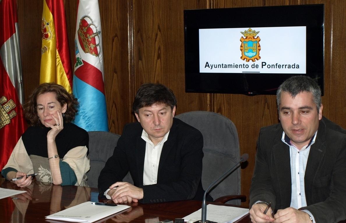 Banco CEISS cede al Ayuntamiento de Ponferrada (León) sus instalaciones de la calle Río Selmo para uso cultural