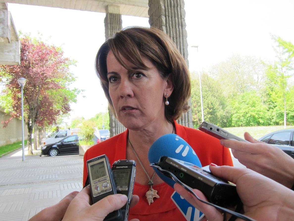 Barcina dice que España «tiene instrumentos para comprobar el desarme» de ETA a través de los Cuerpos de Seguridad