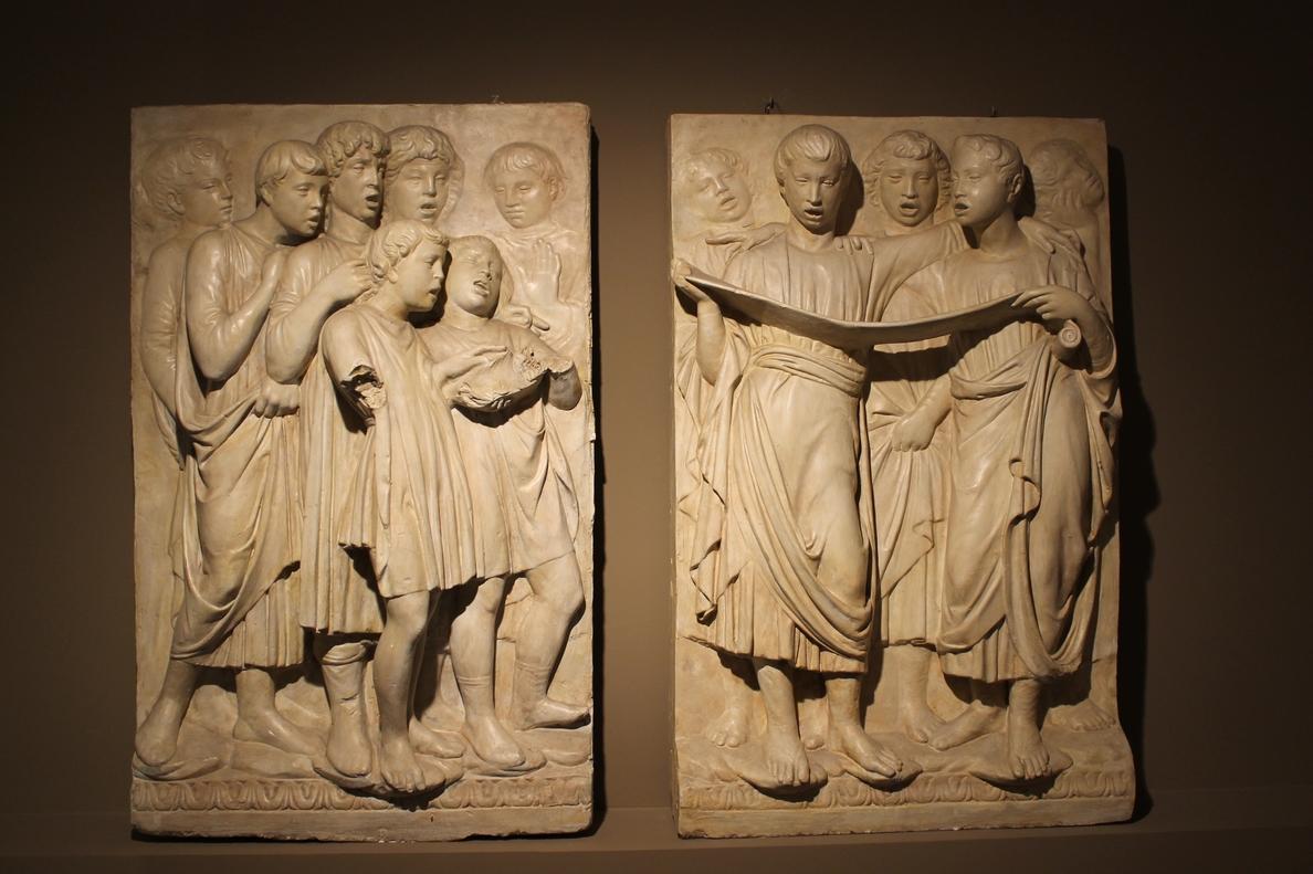 Las Cantorías del Duomo protagonizan este jueves el ciclo »La obra en su contexto»del Museo de Reproducciones de Bilbao