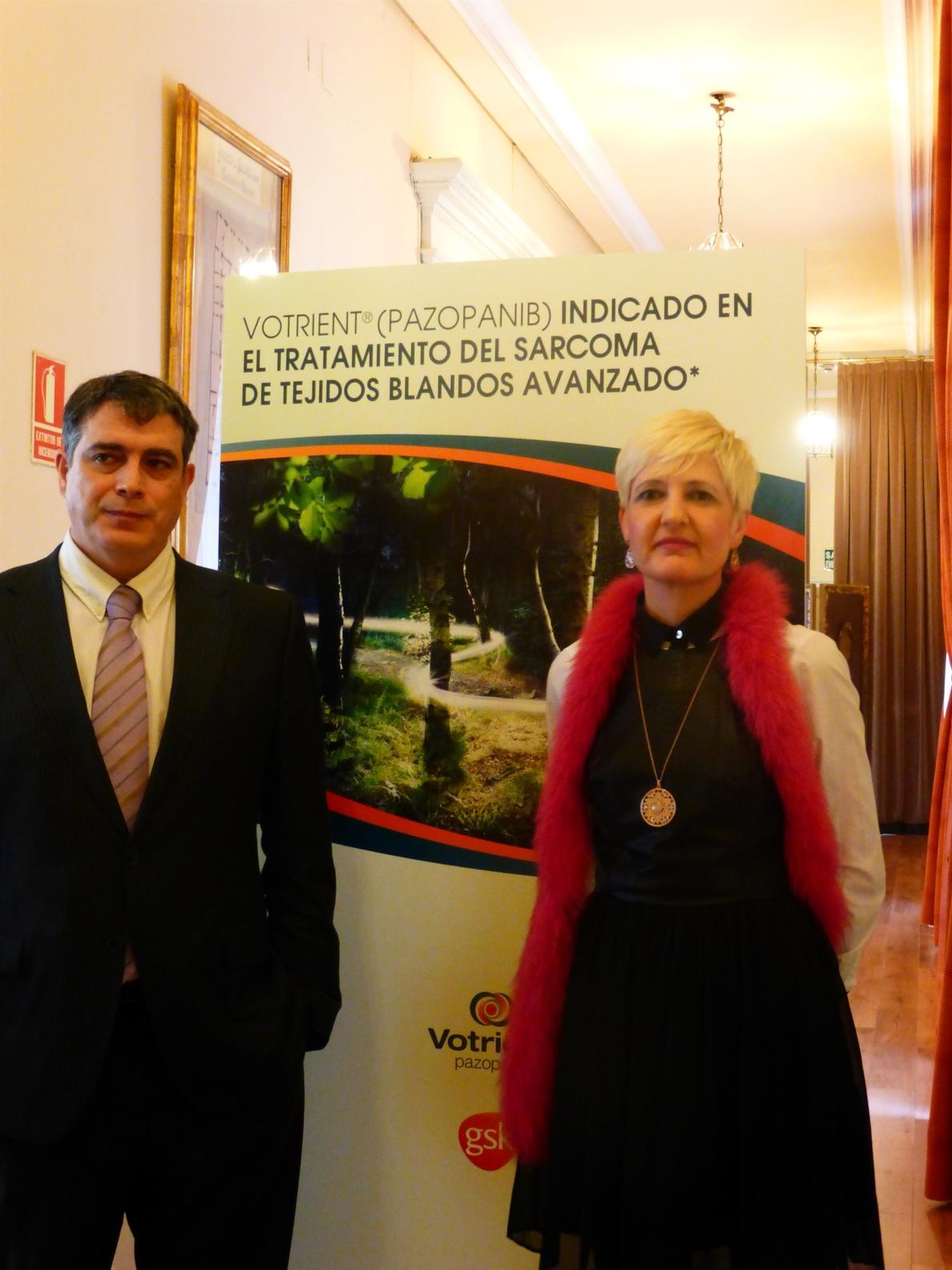 Disponible en España »Votrient» (pazopanib), primera terapia oral para el sarcoma de tejidos blandos avanzado
